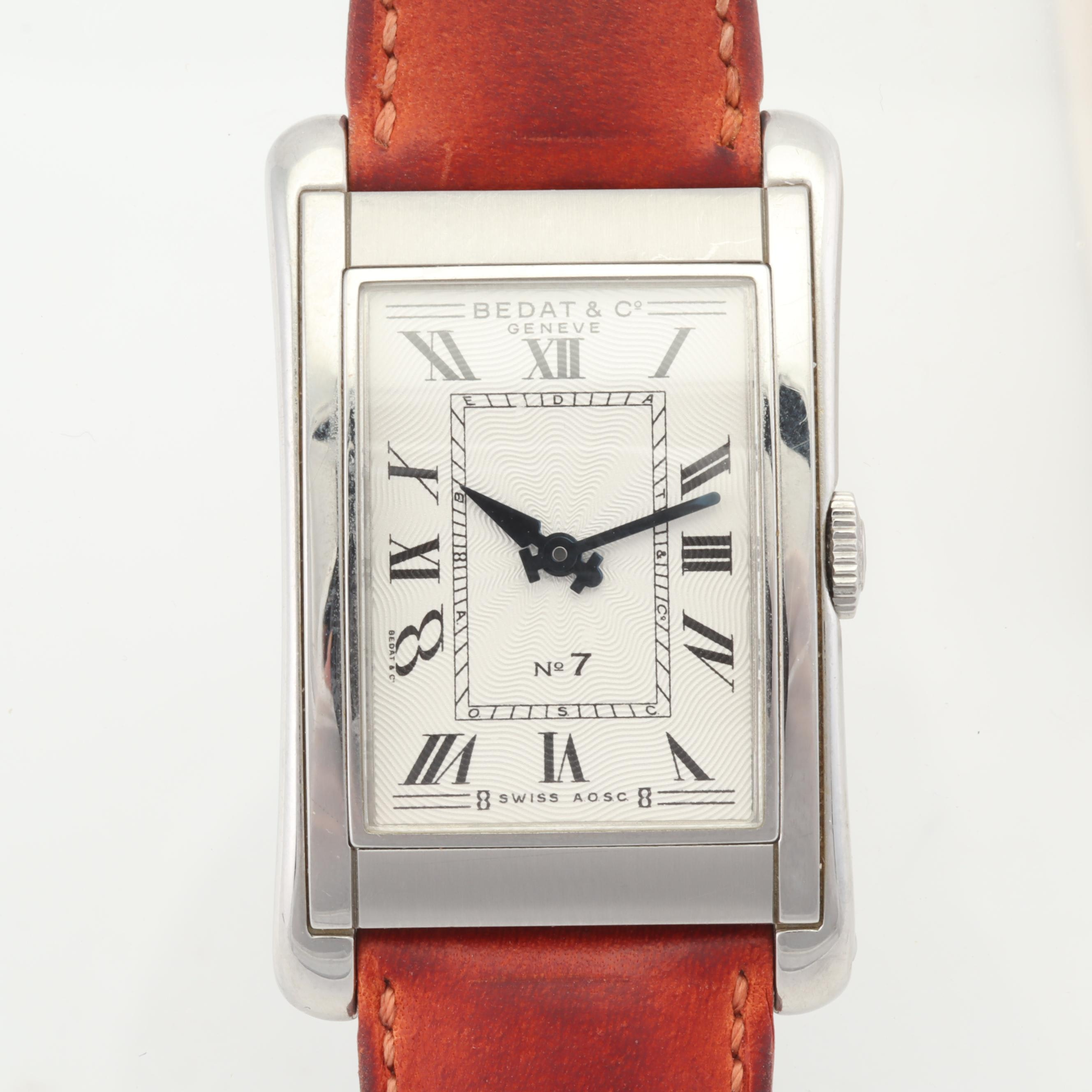 Bedat & Co No. 7 Wristwatch