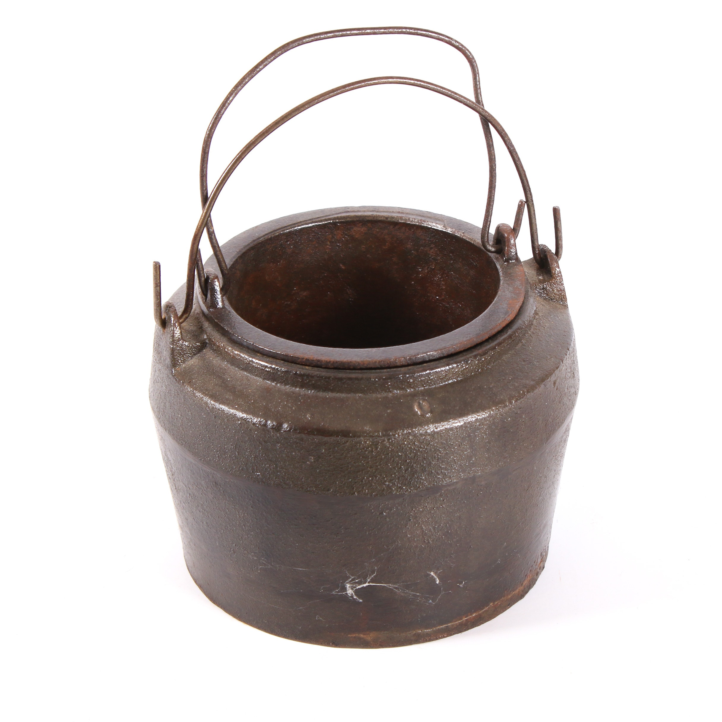 Cast Iron Double Boiler