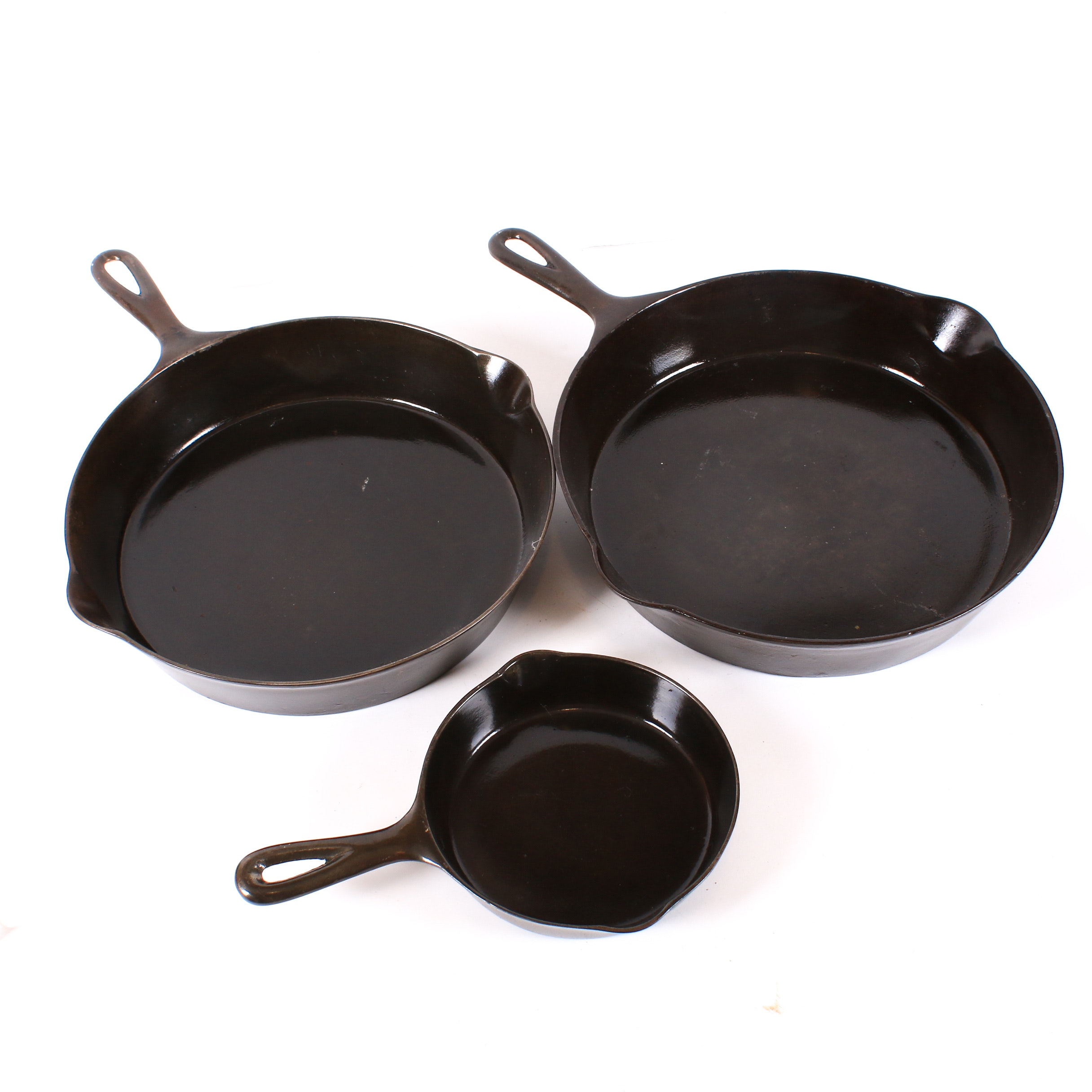 Wapak Cast Iron Cookware, 1903 - 1926