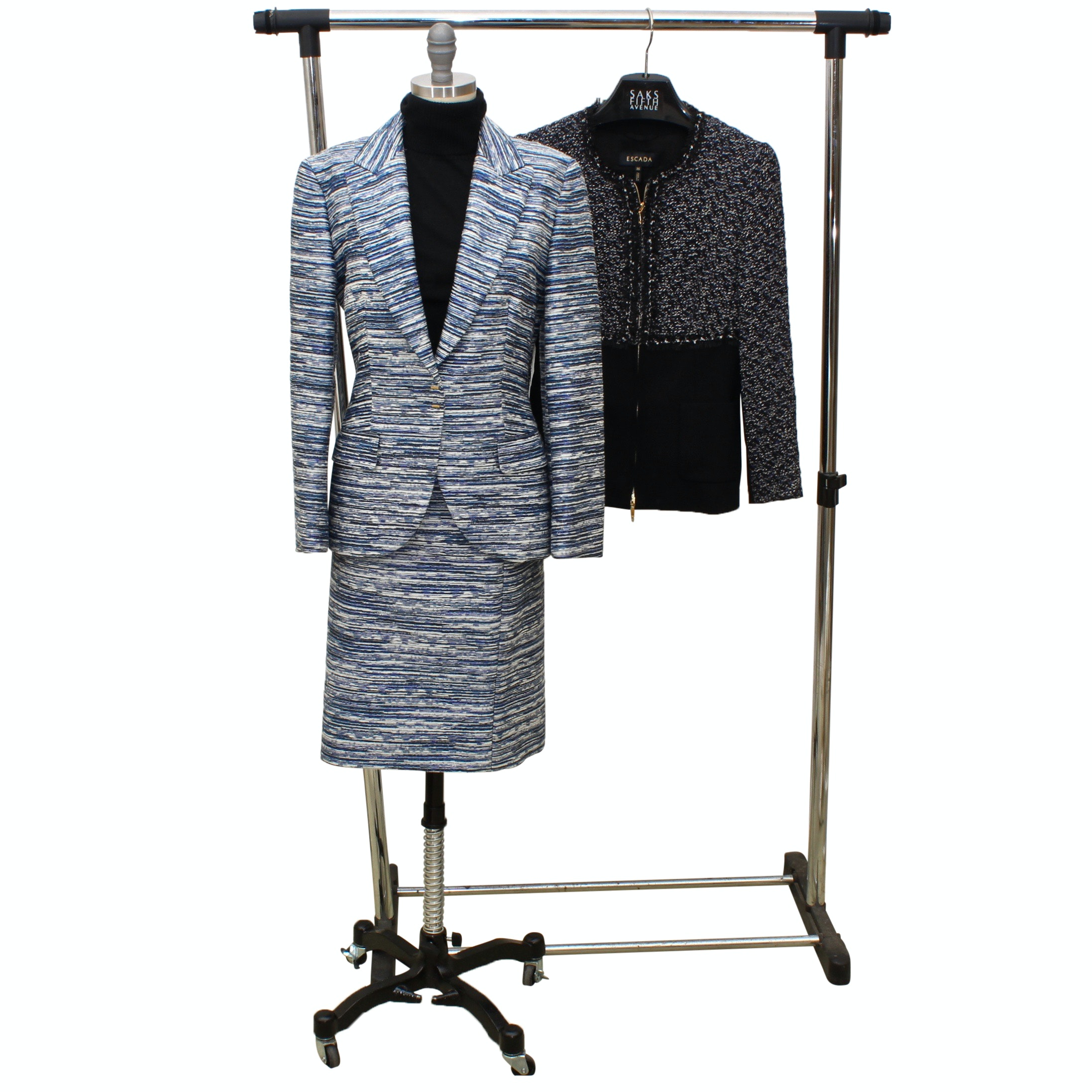 Women's Suit Jackets and Skirt by Escada