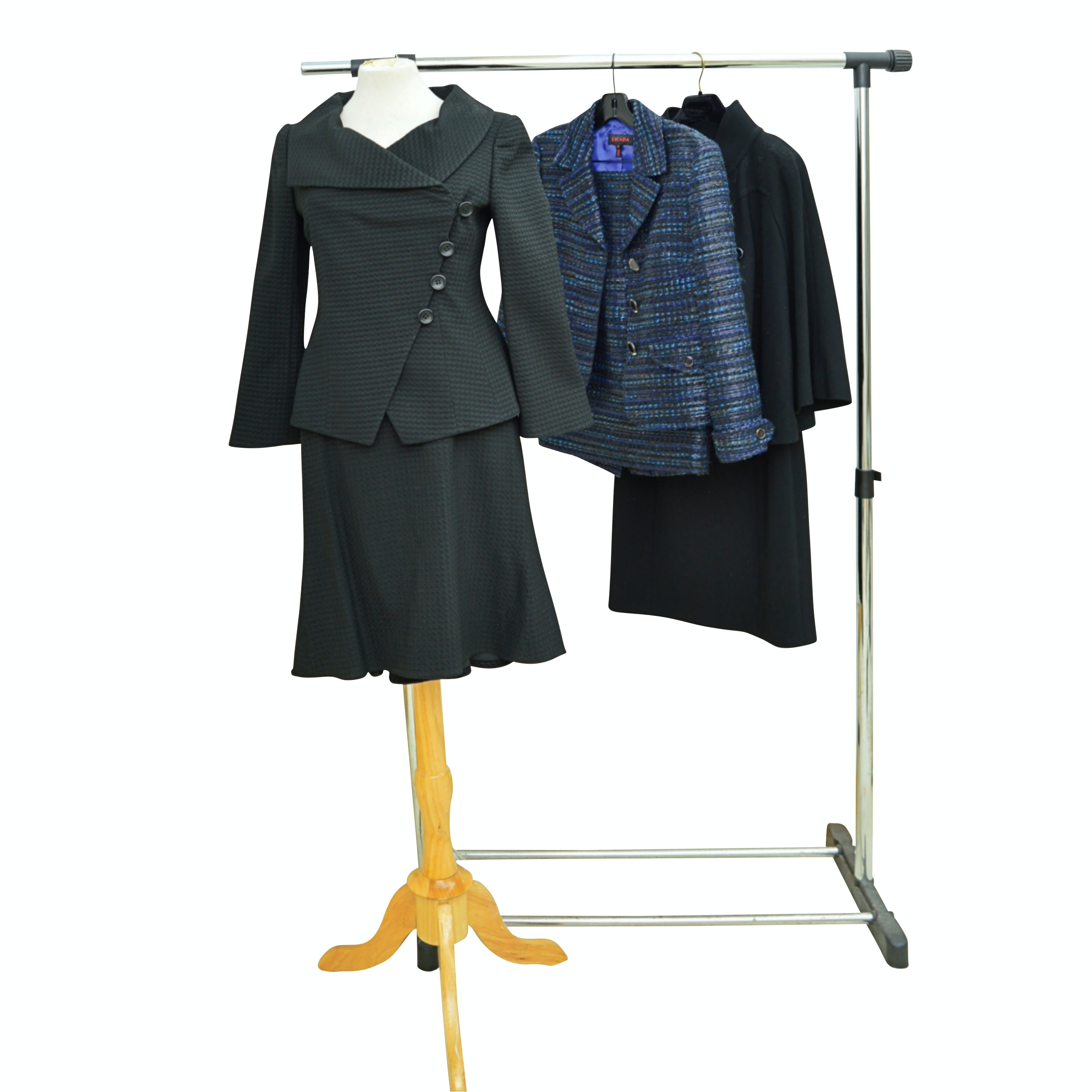 Armani Collezioni and Escada Skirt and Dress Suits