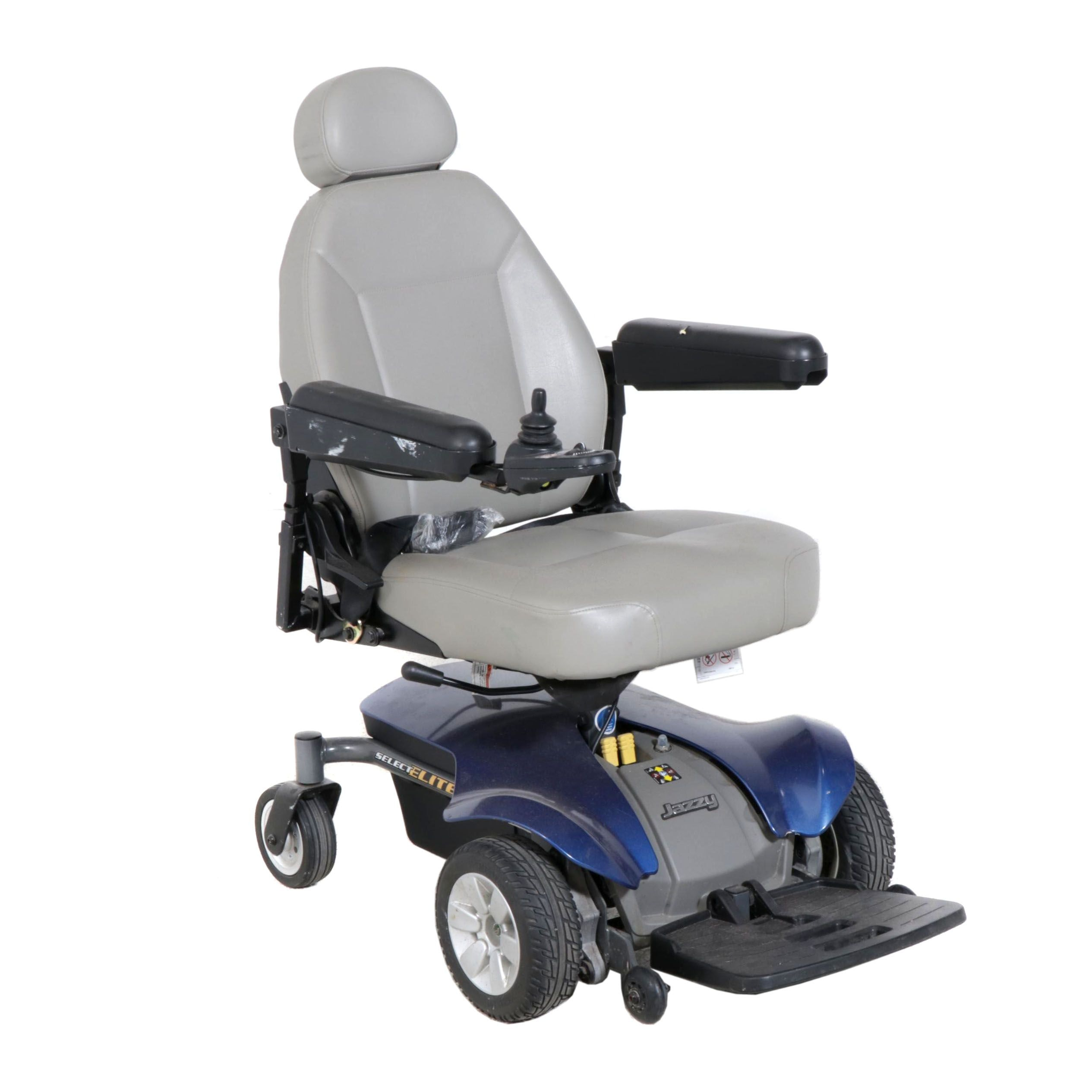 Jazzy Select Elite Motorized Chair
