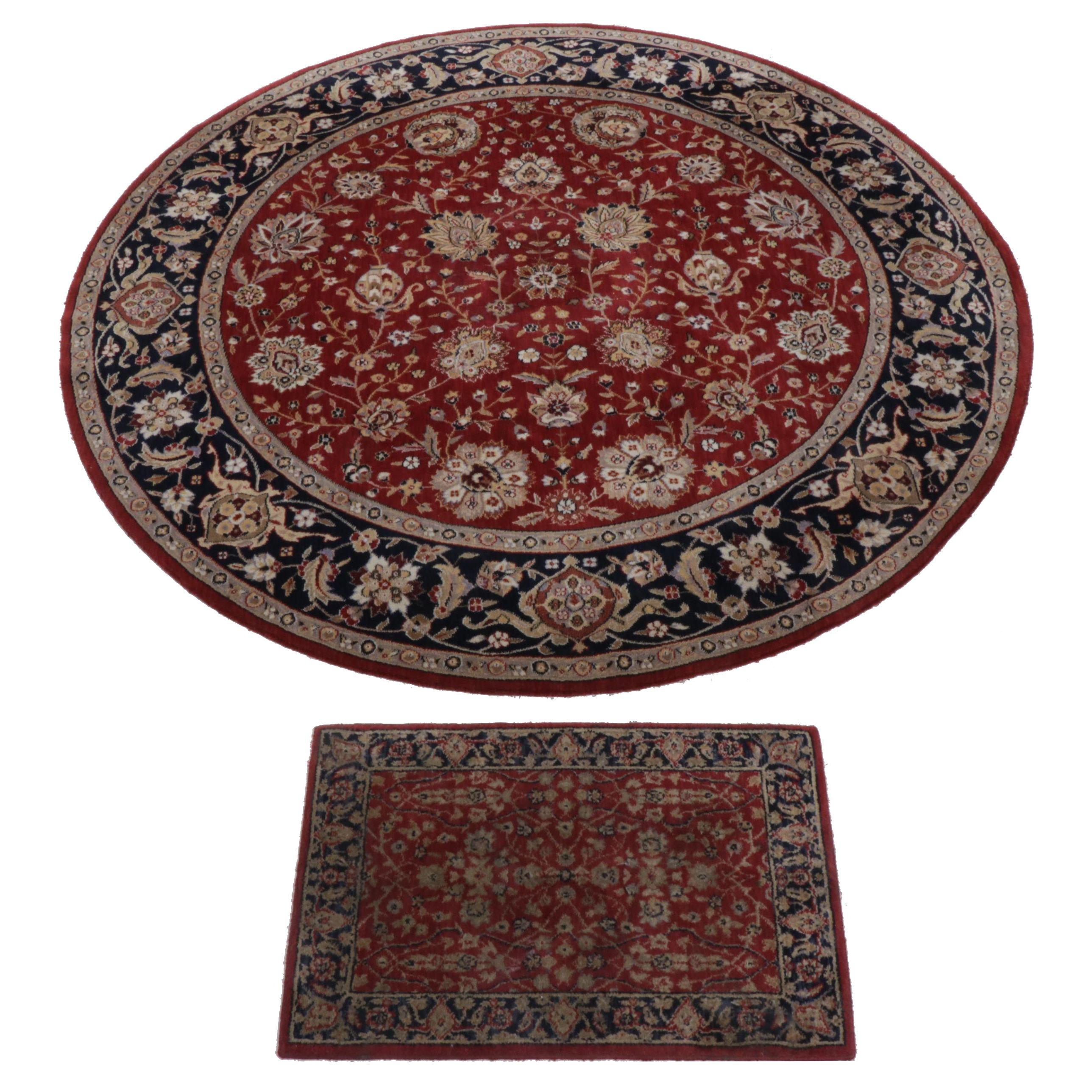 Machine Made Persian Style Rugs