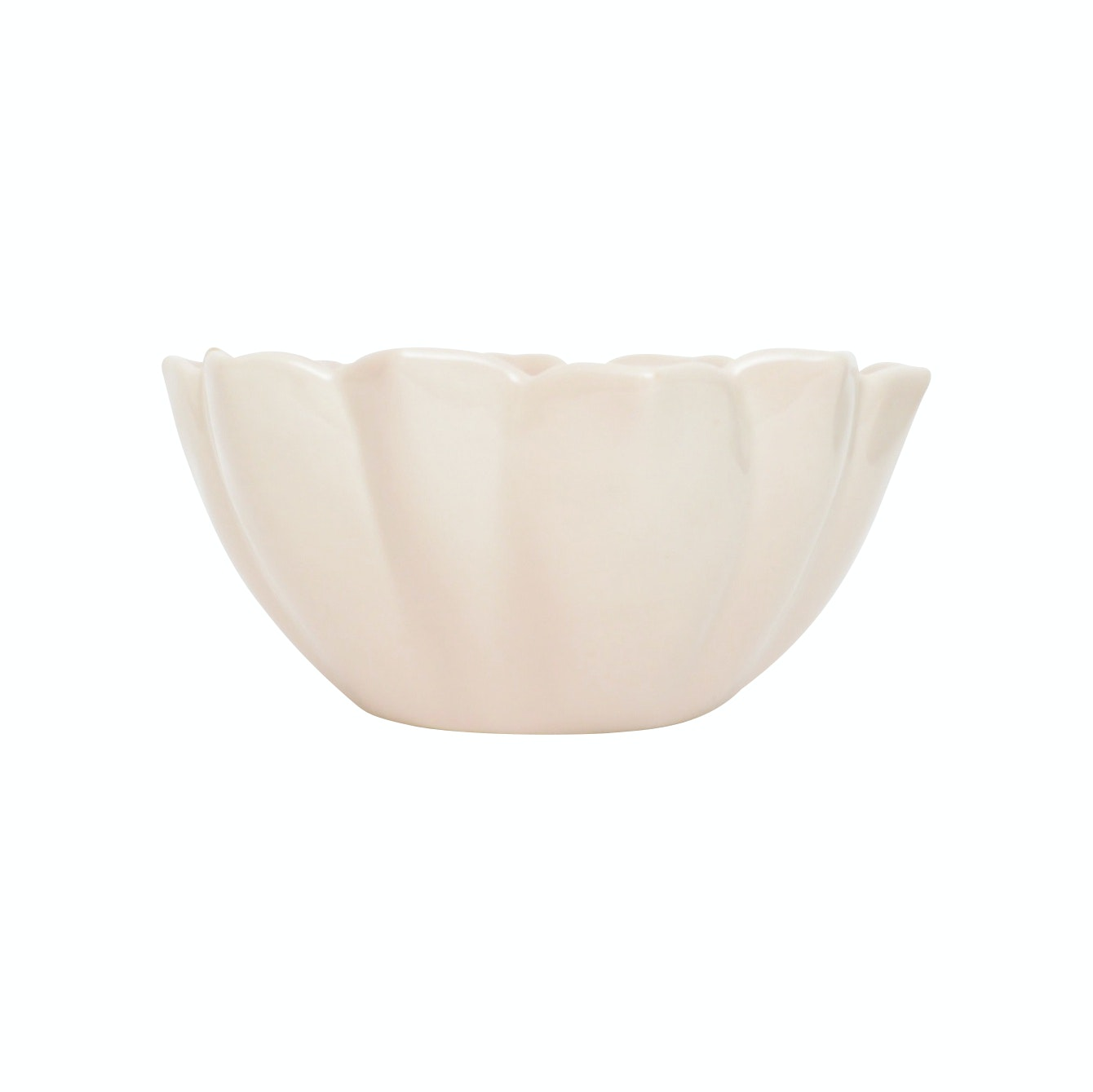 Rookwood Pottery Pale Pink Bowl, 1953