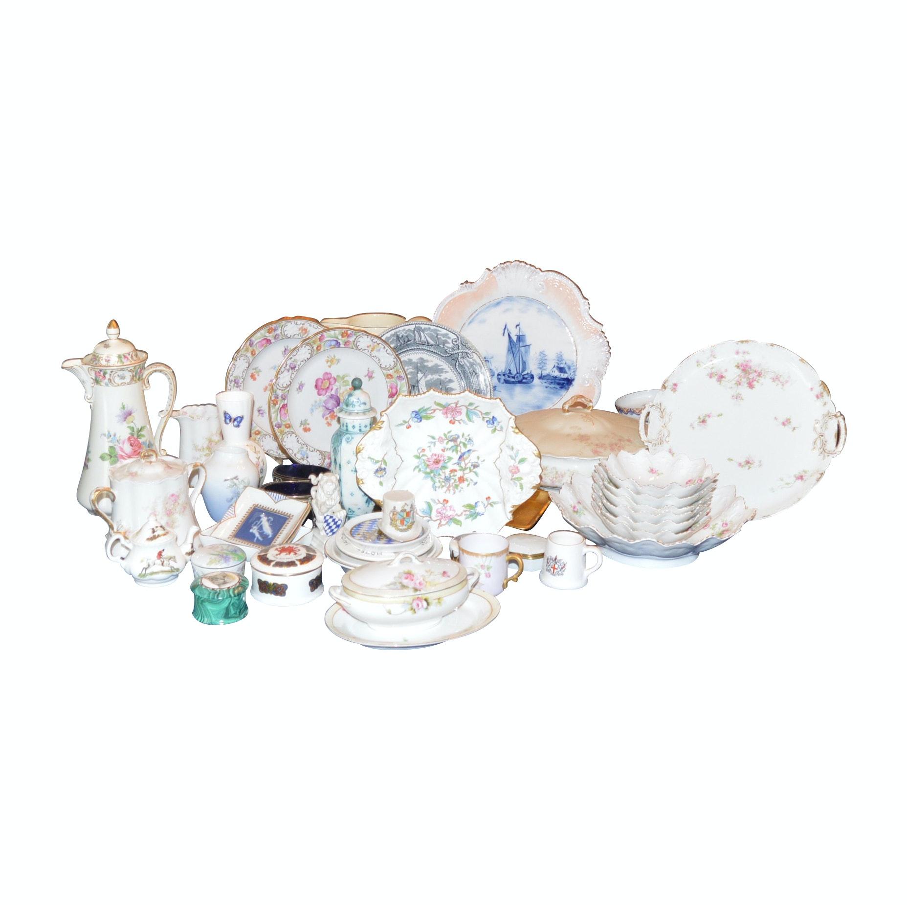 Mixed China Collection