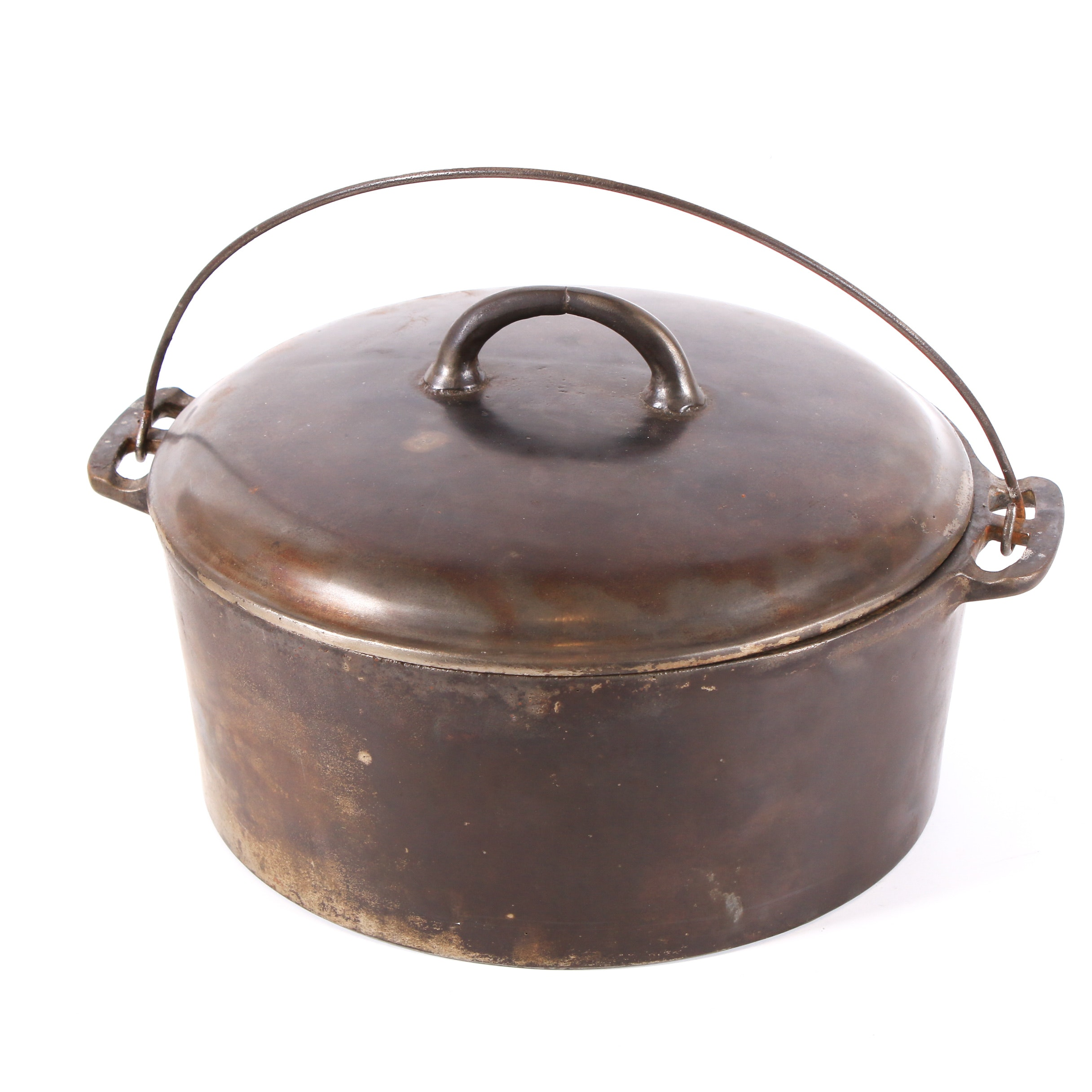 Cast Iron Dutch Oven, Late 19th/Early 20th Century
