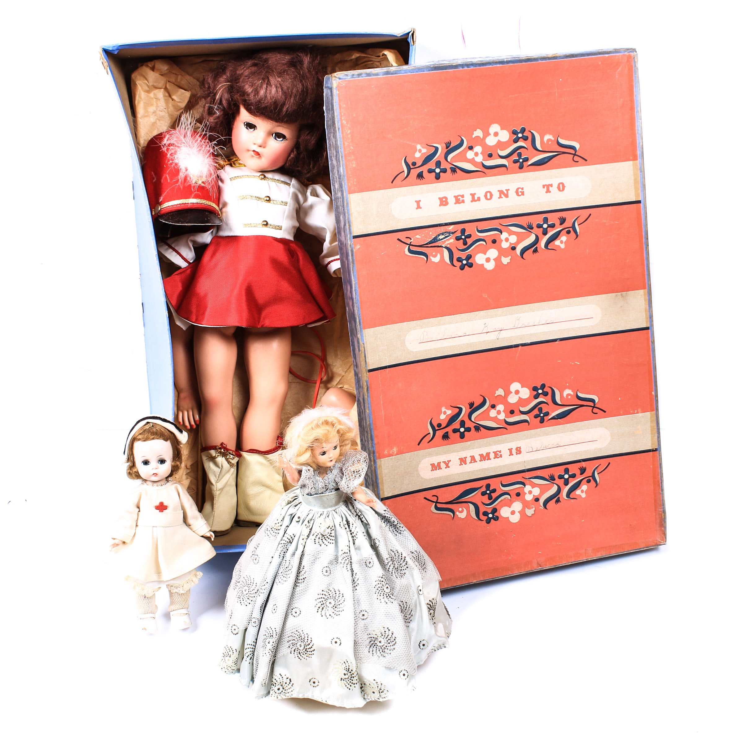 Effanbee and Vintage Dolls