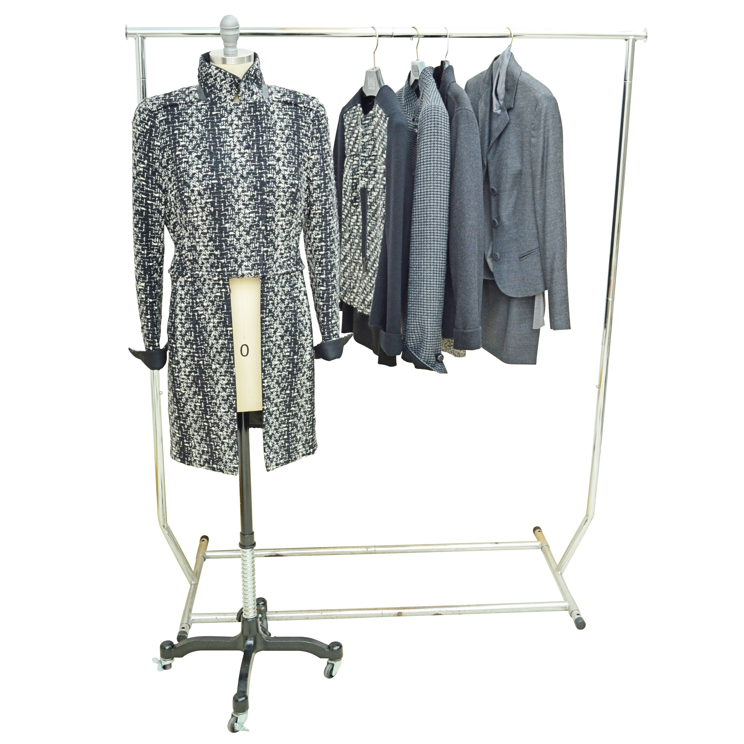 Women's Jackets and Skirt Suits with Akris, Armani, Escada, Les Copains