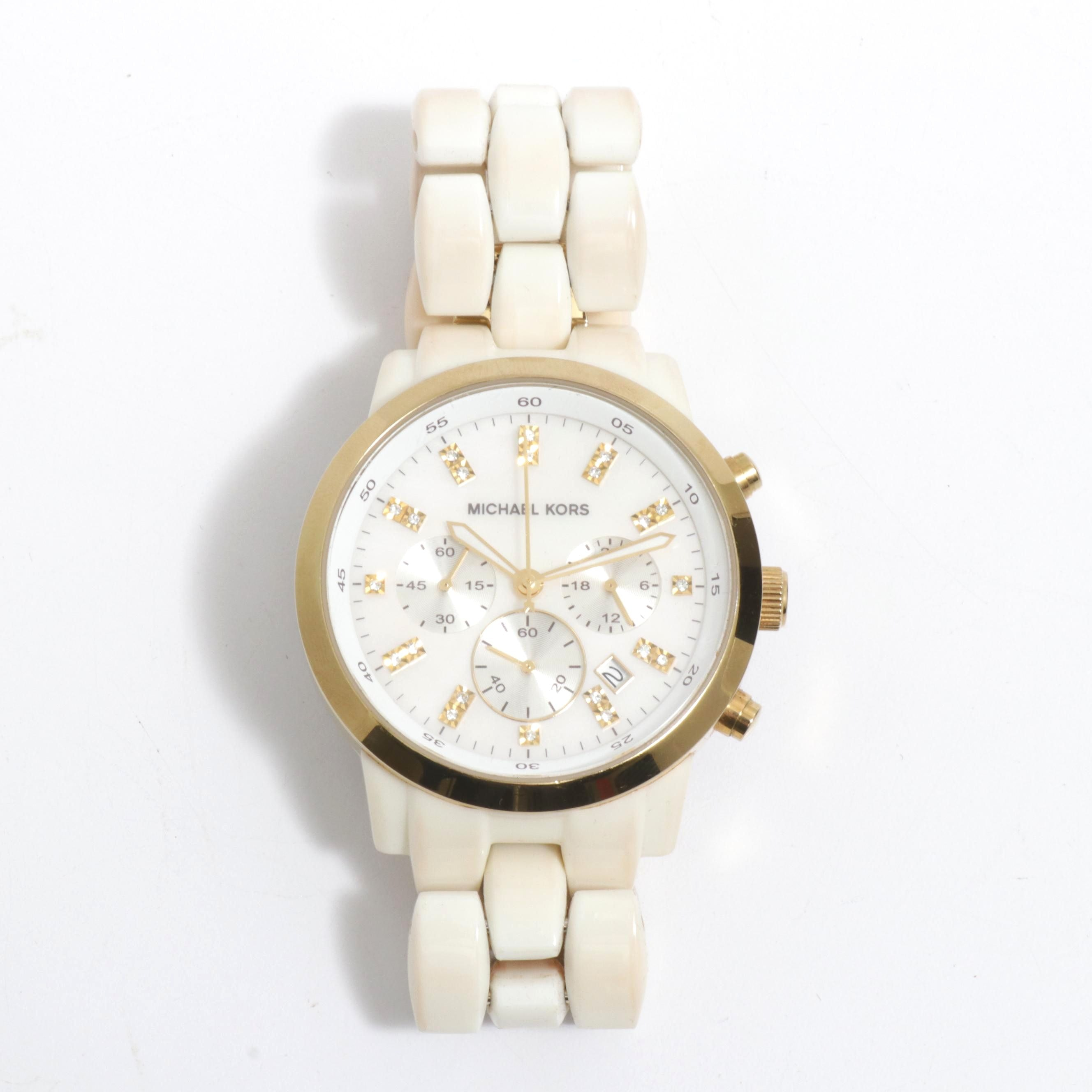 "Michael Kors ""Ritz"" Chronograph Wristwatch"