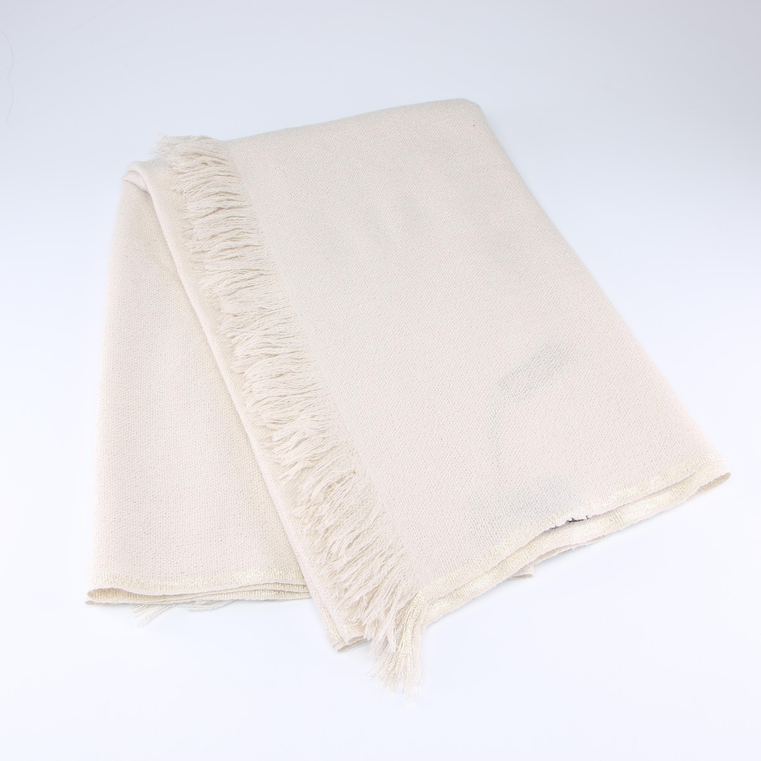 Loro Piana Baby Cashmere Blend Scarf, Made in Italy