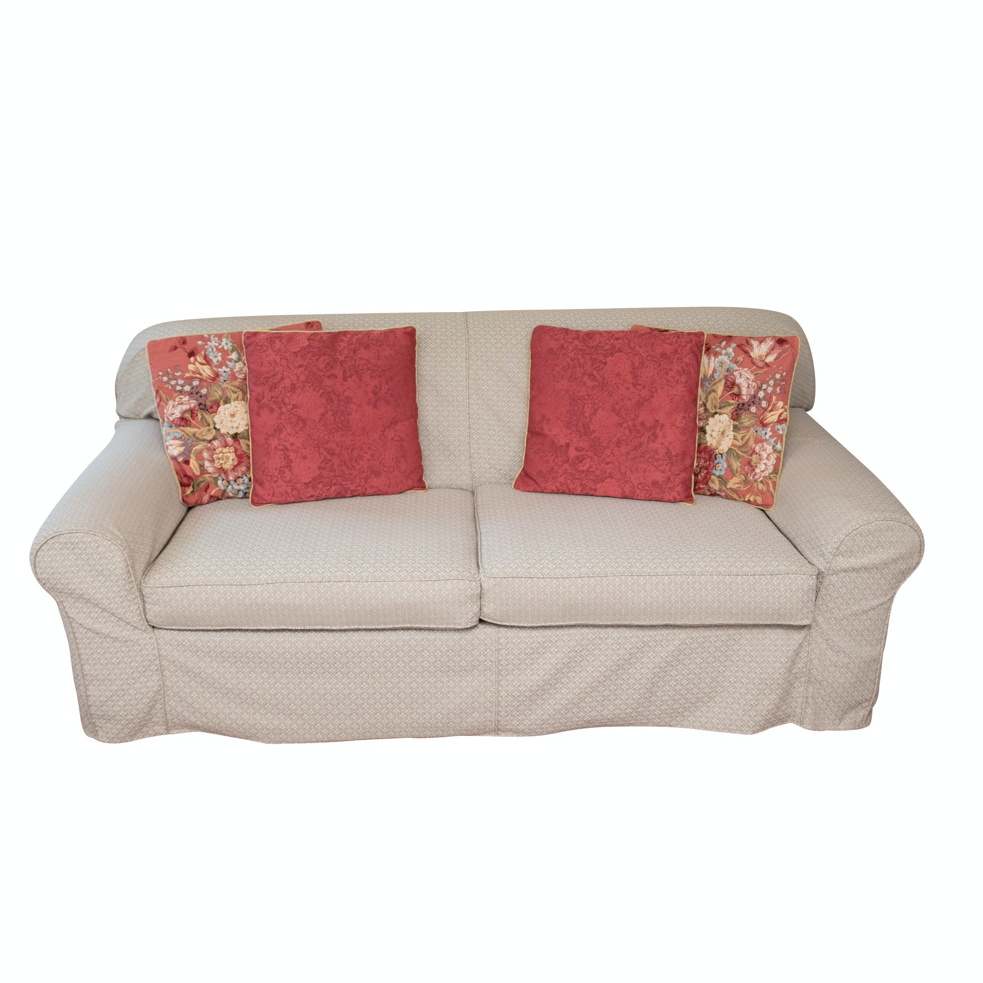 Alexvale Sofa with Slipcover