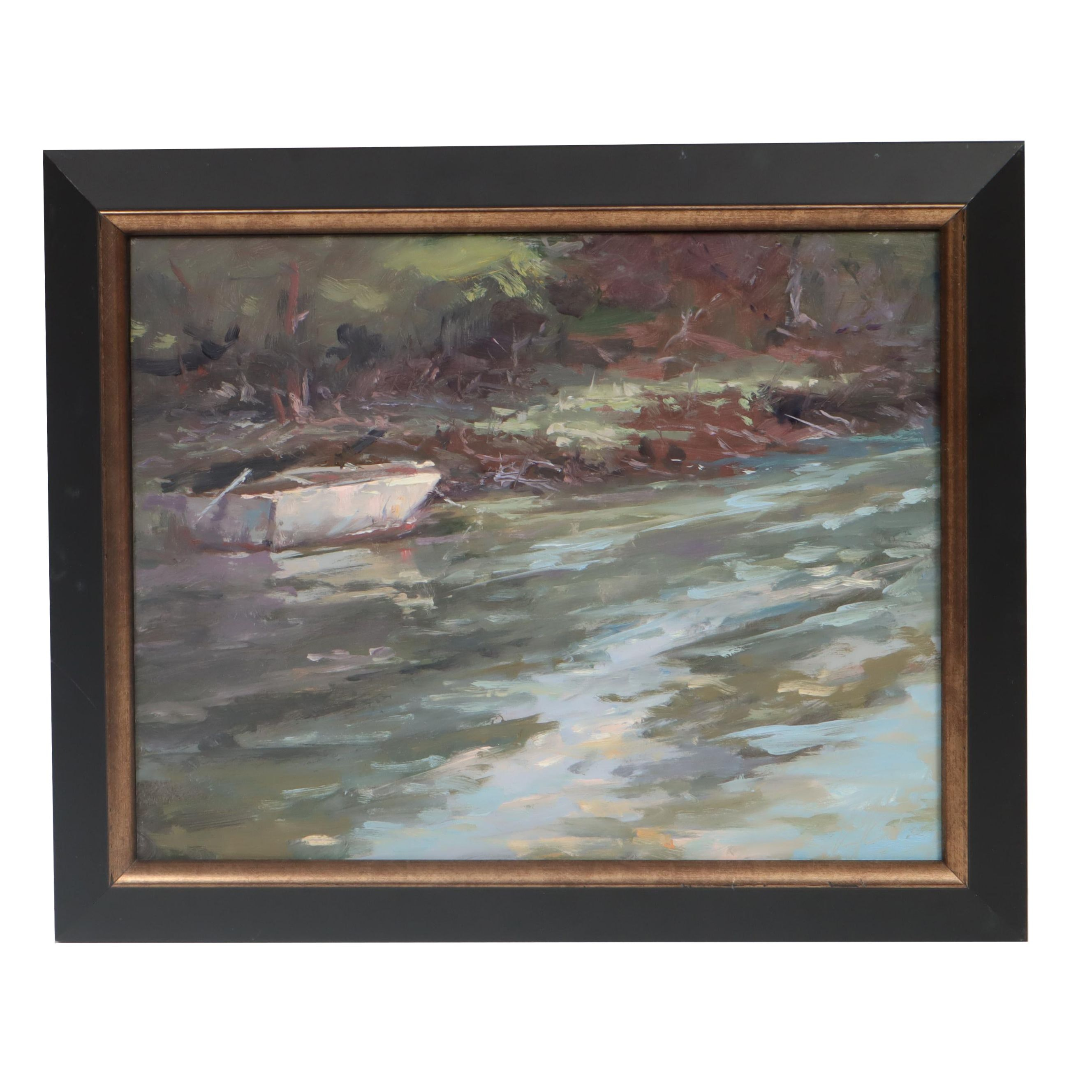 2017 Landscape Oil Painting