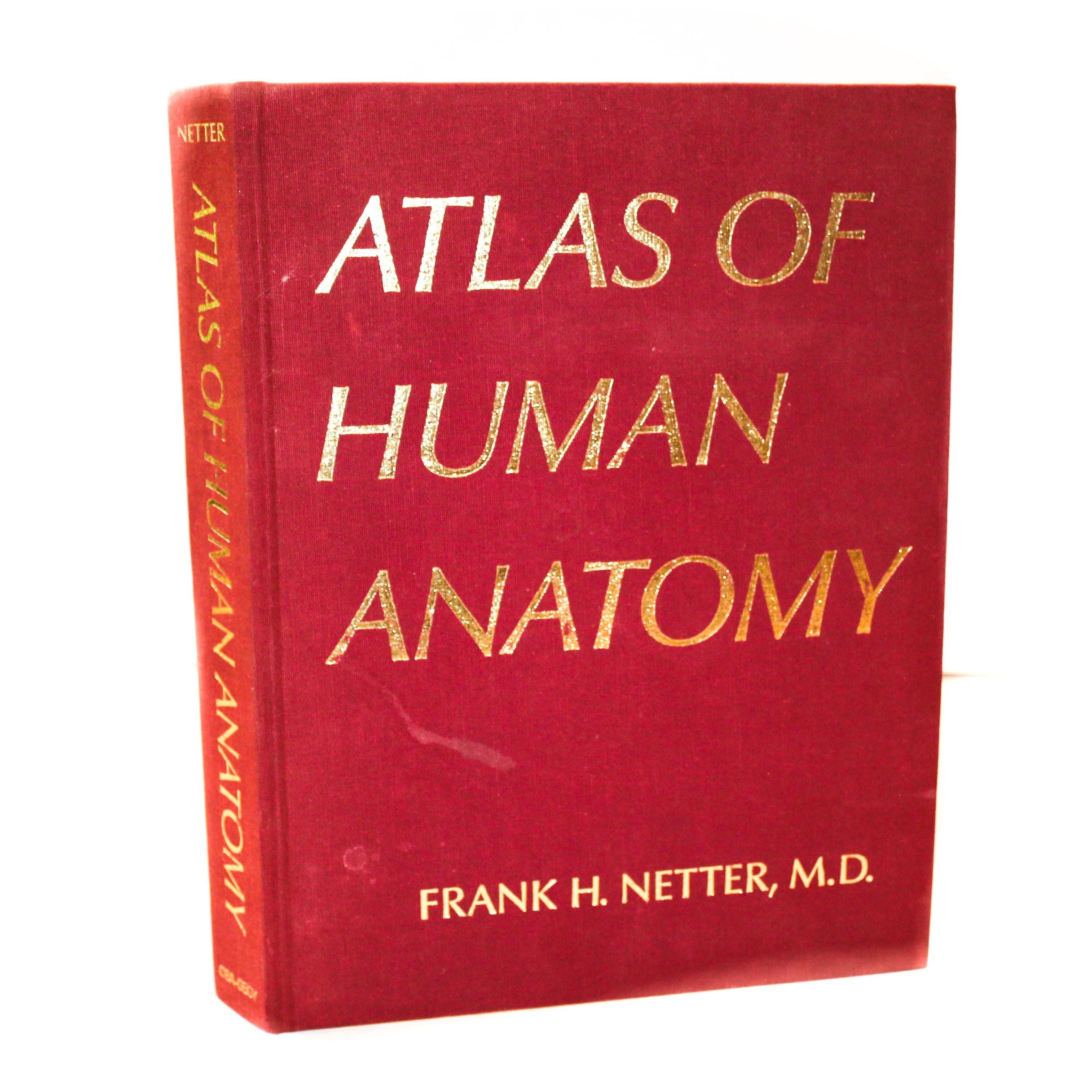 "Frank H. Netter ""Atlas of Human Anatomy"""