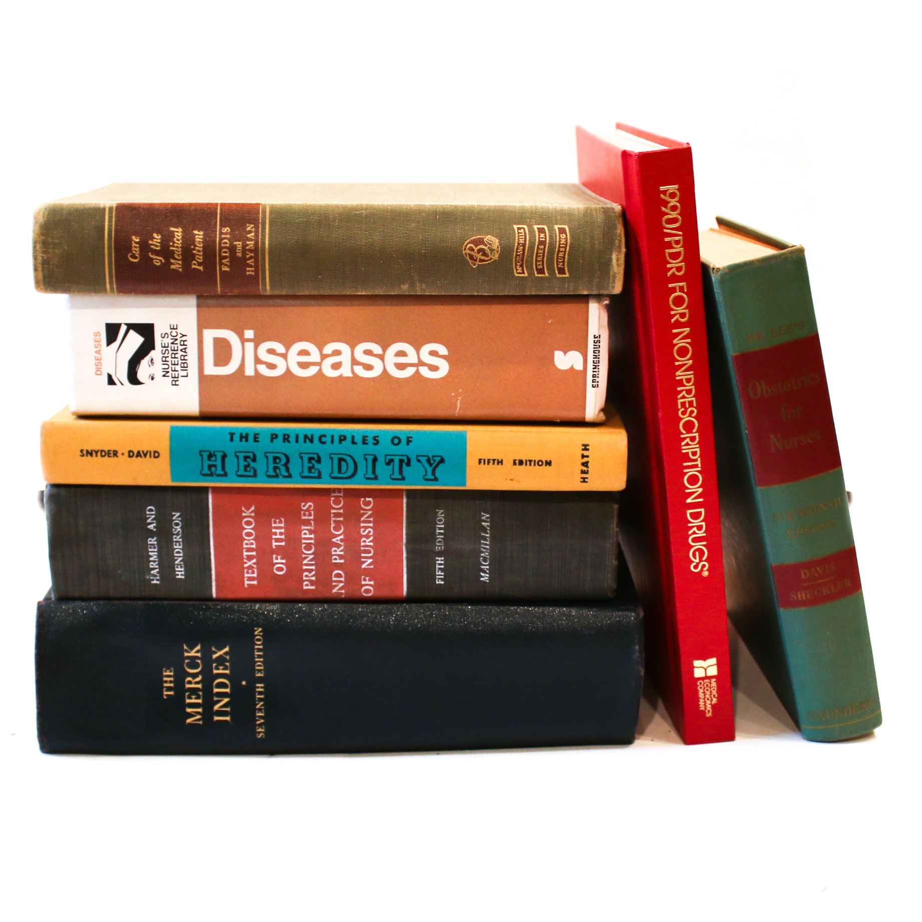 Medical Reference Books and Textbooks
