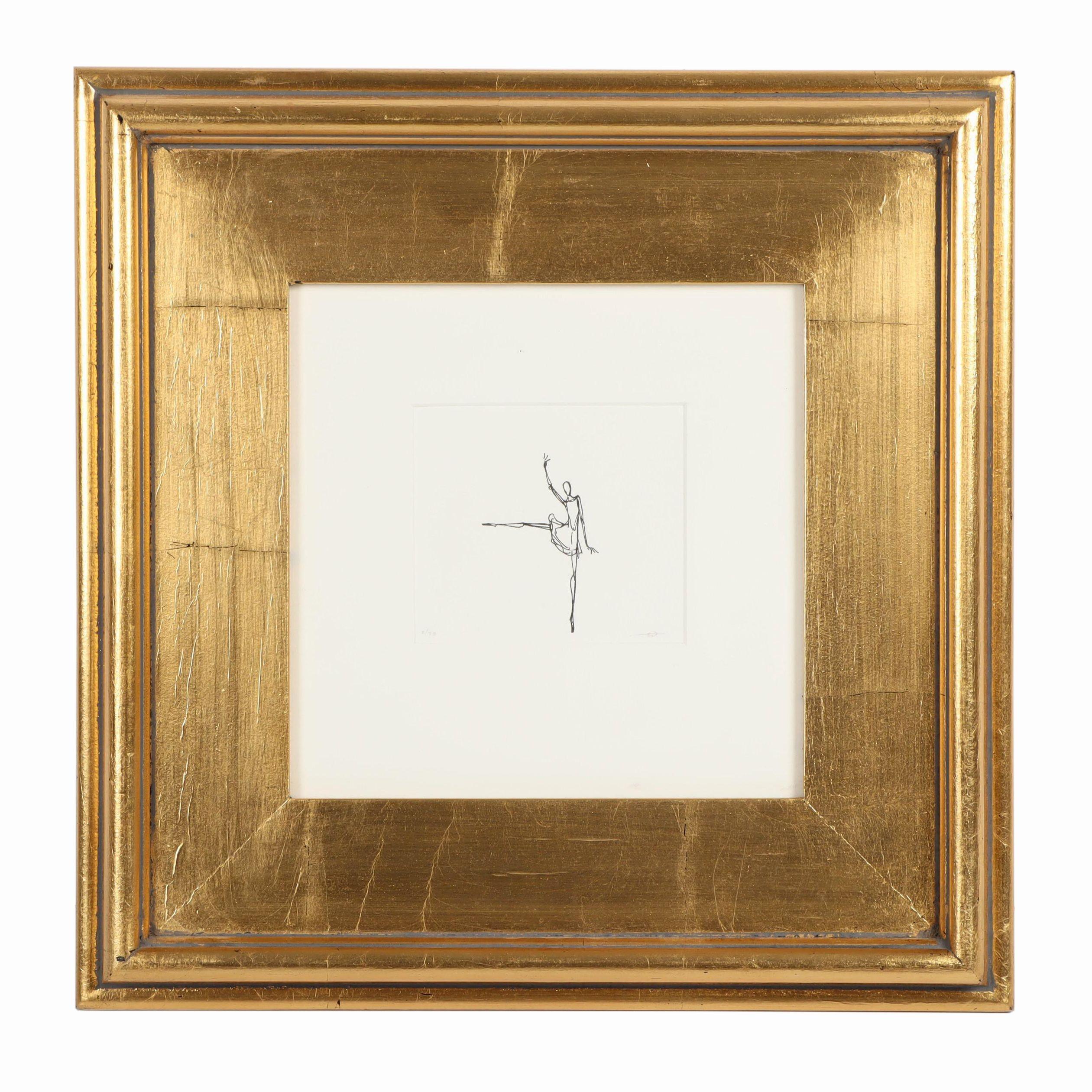 "Jason Fricke Serigraph ""Louisville Triptych I"""