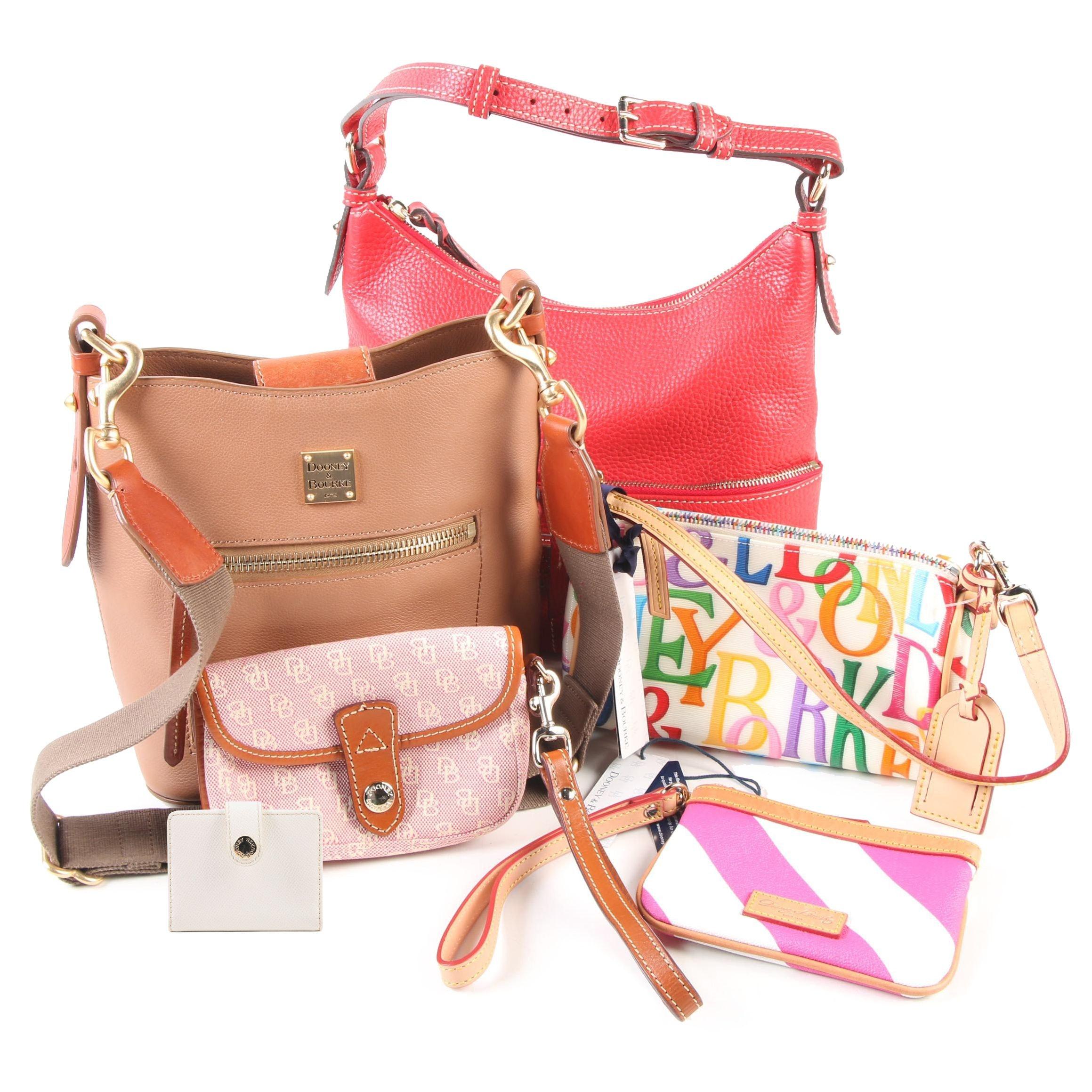 Dooney & Bourke Handbags, Wristlet and Wallet Assortment