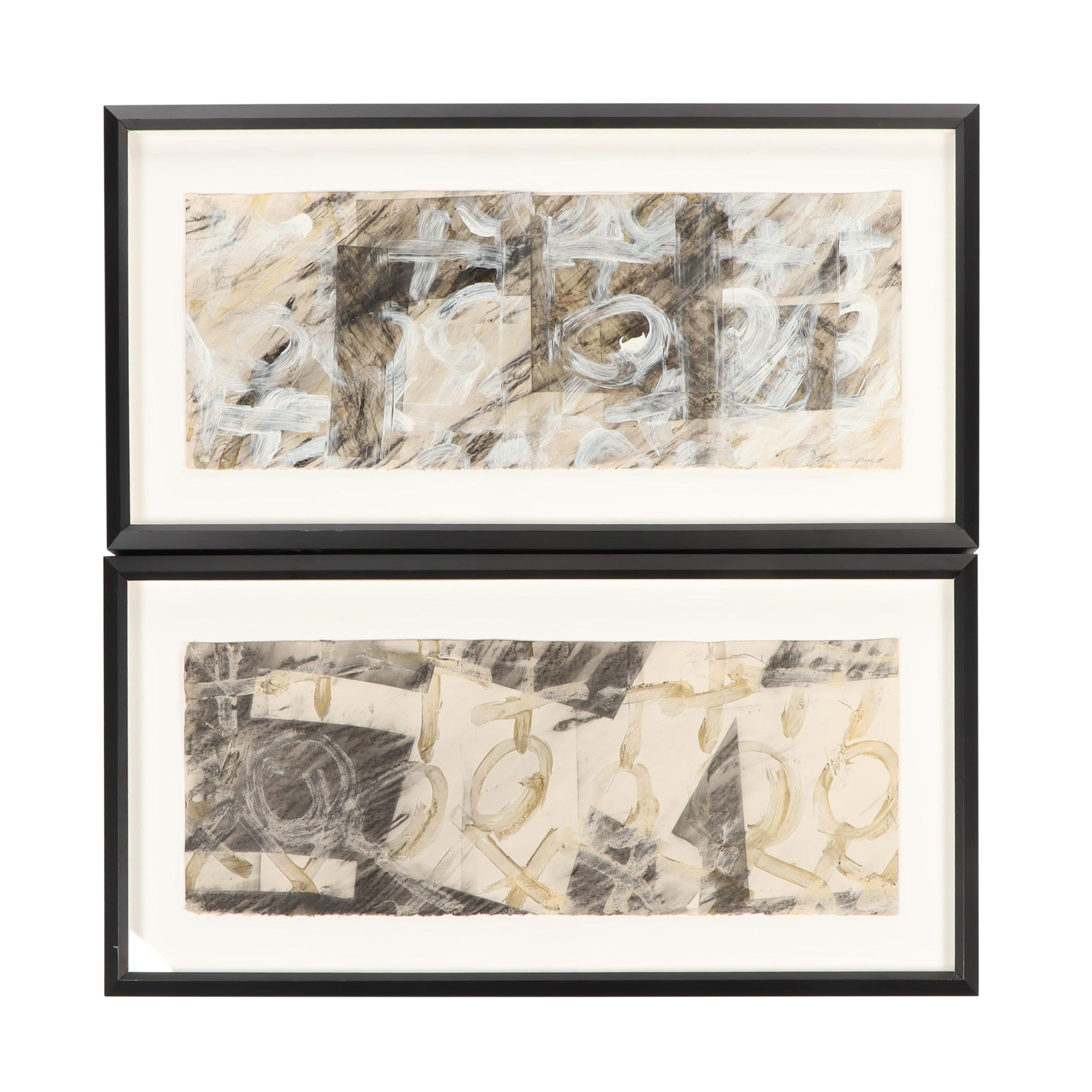 Jane Kimmey Place Abstract Mixed Media Works