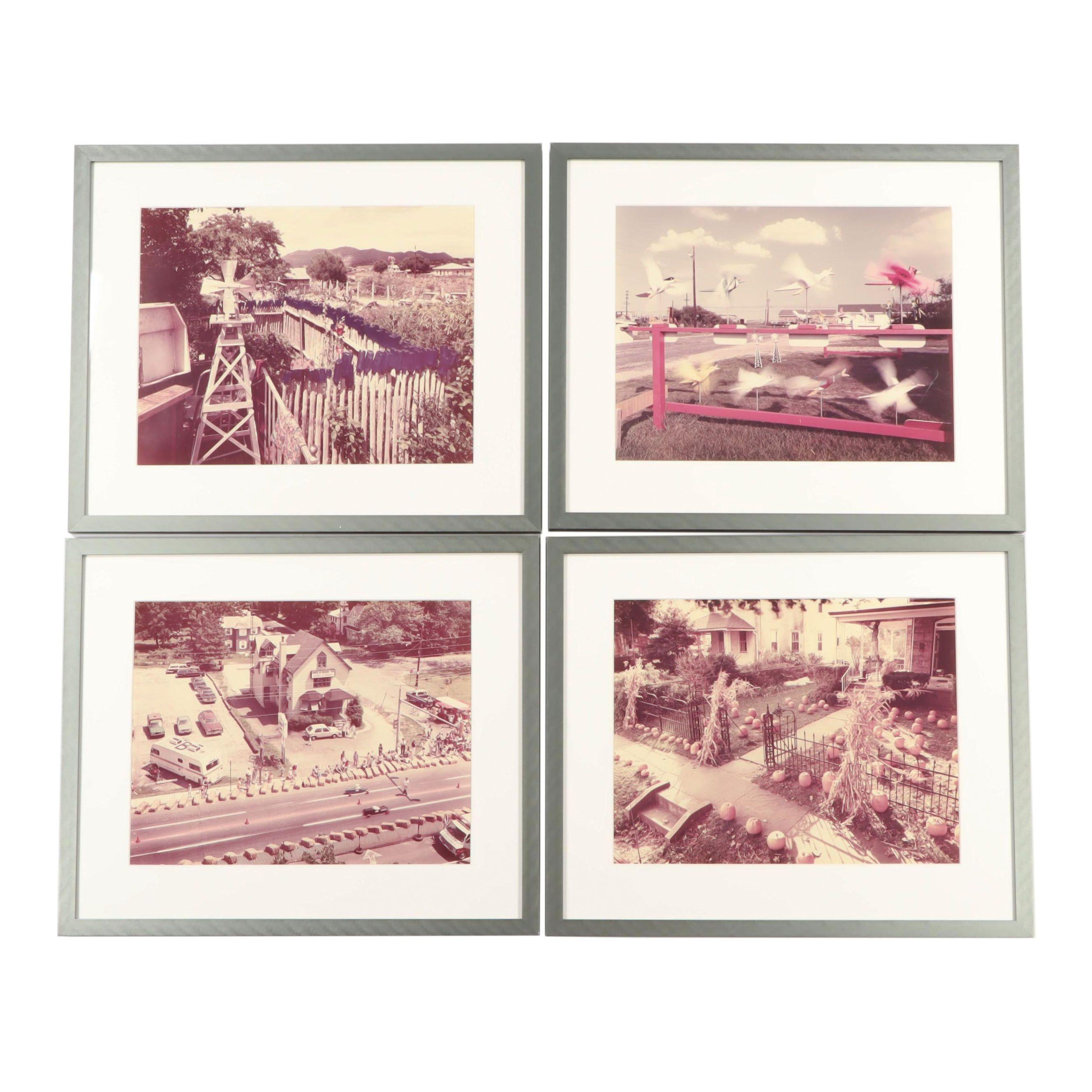 Jack Carnell Color Photographs