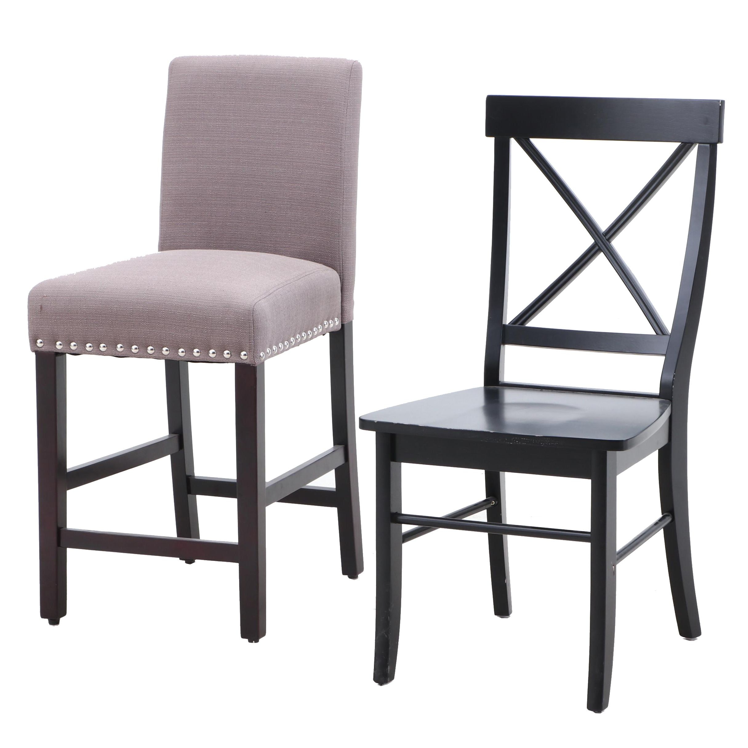 Pair of Contemporary Side Chairs