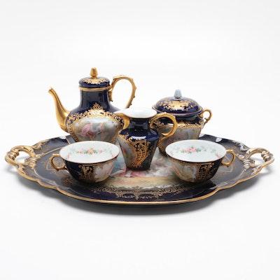 Tirschenreuth Porcelain Tea Service   EBTH
