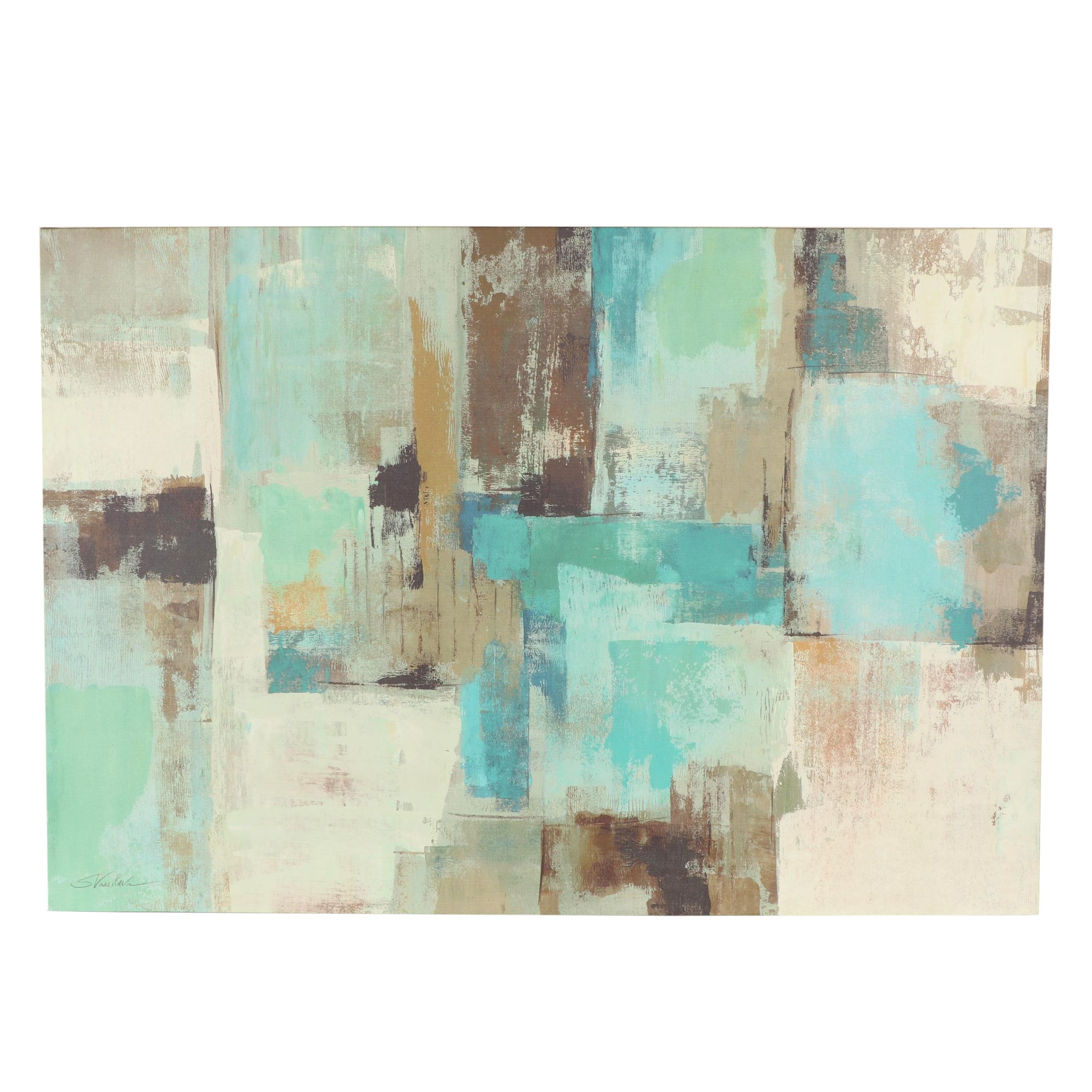 Contemporary Abstract Giclee