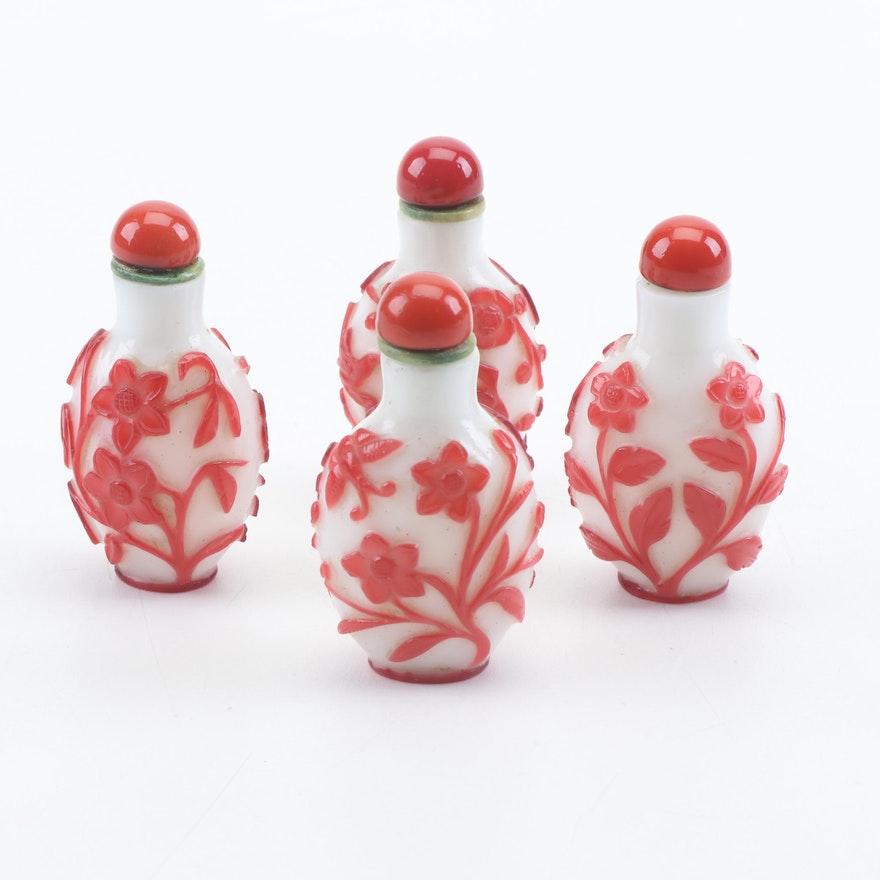 Asian Resin Snuff Bottles