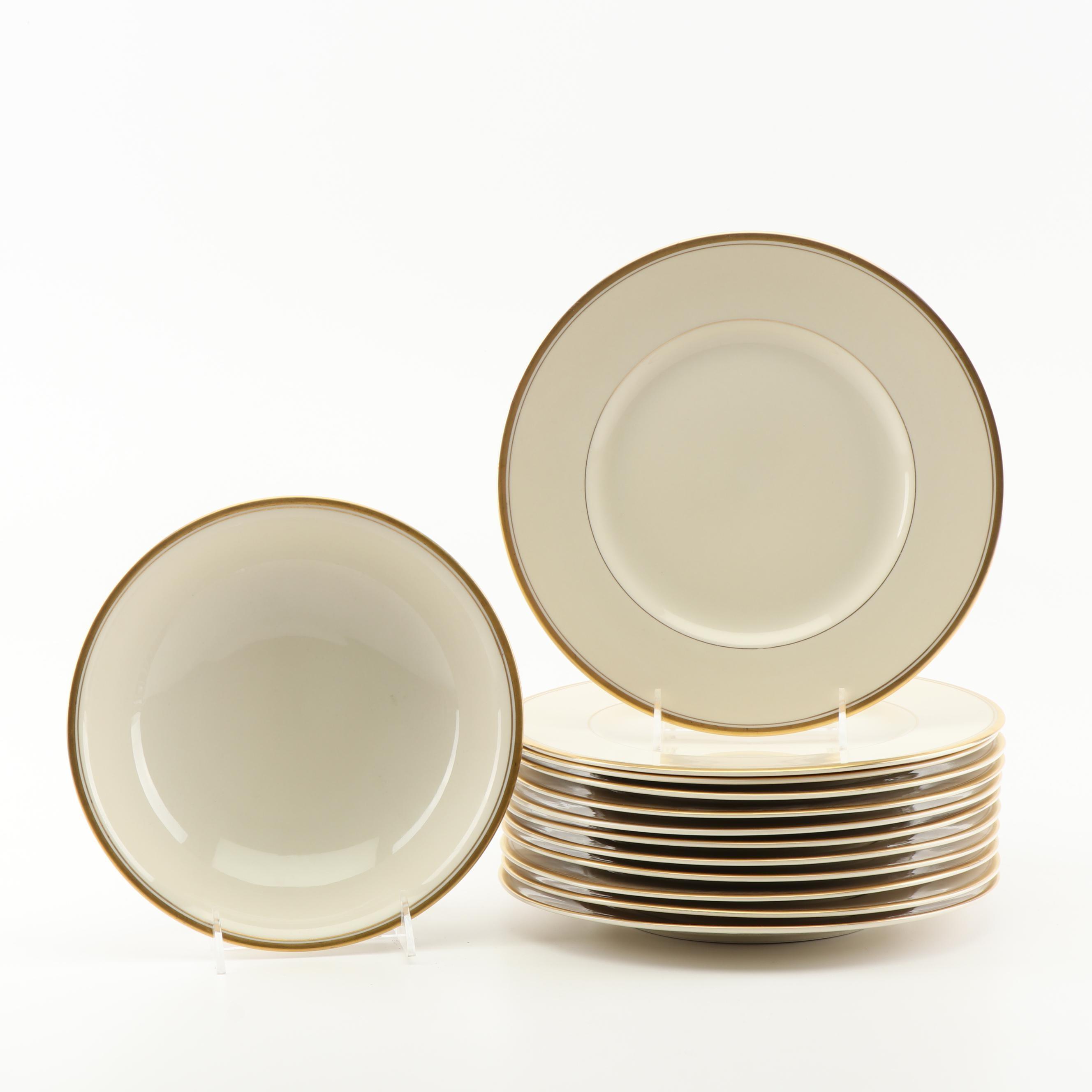 "Sycacuse ""Monticello"" Dinnerware Grouping"