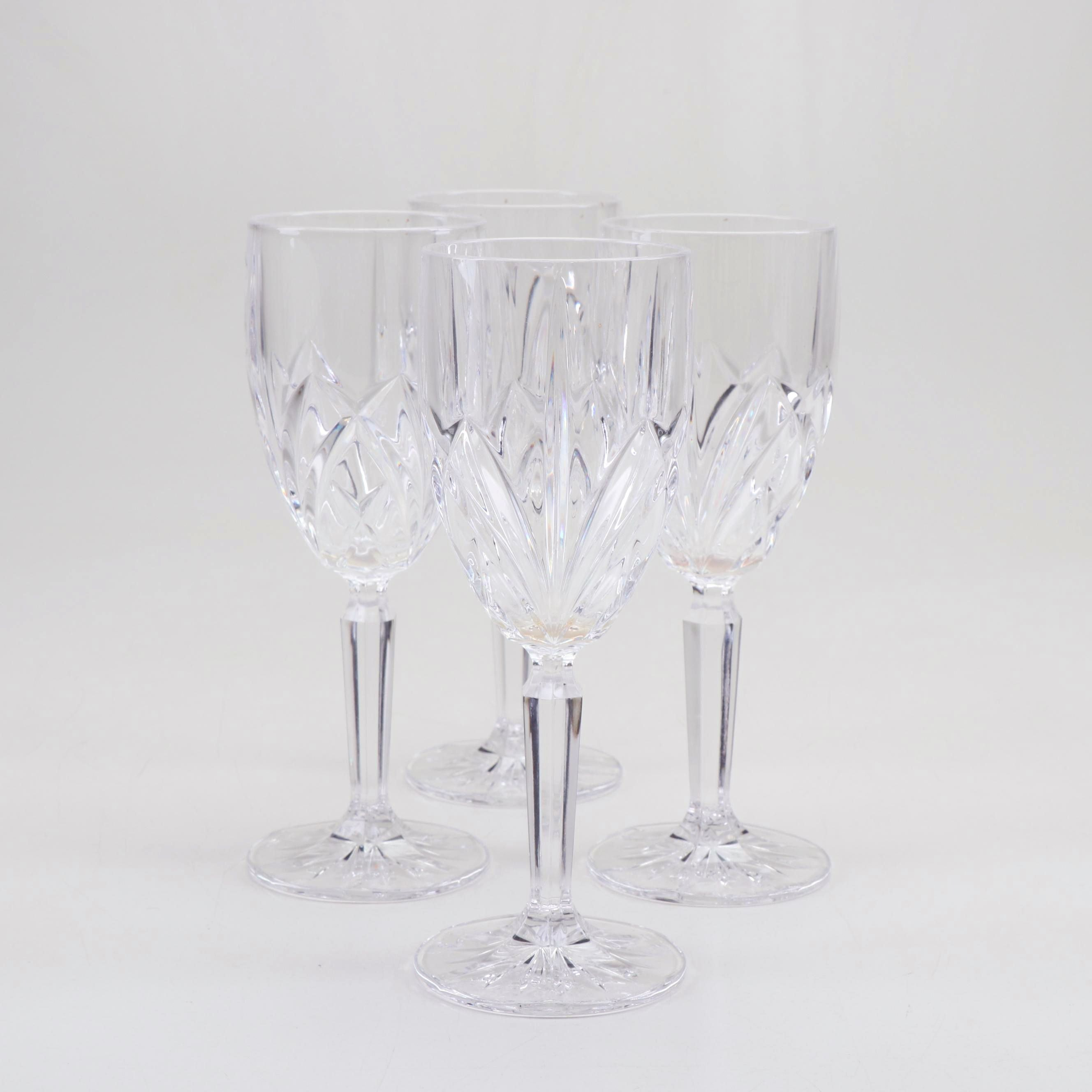 Marquis by Waterford Crystal Wine Goblets