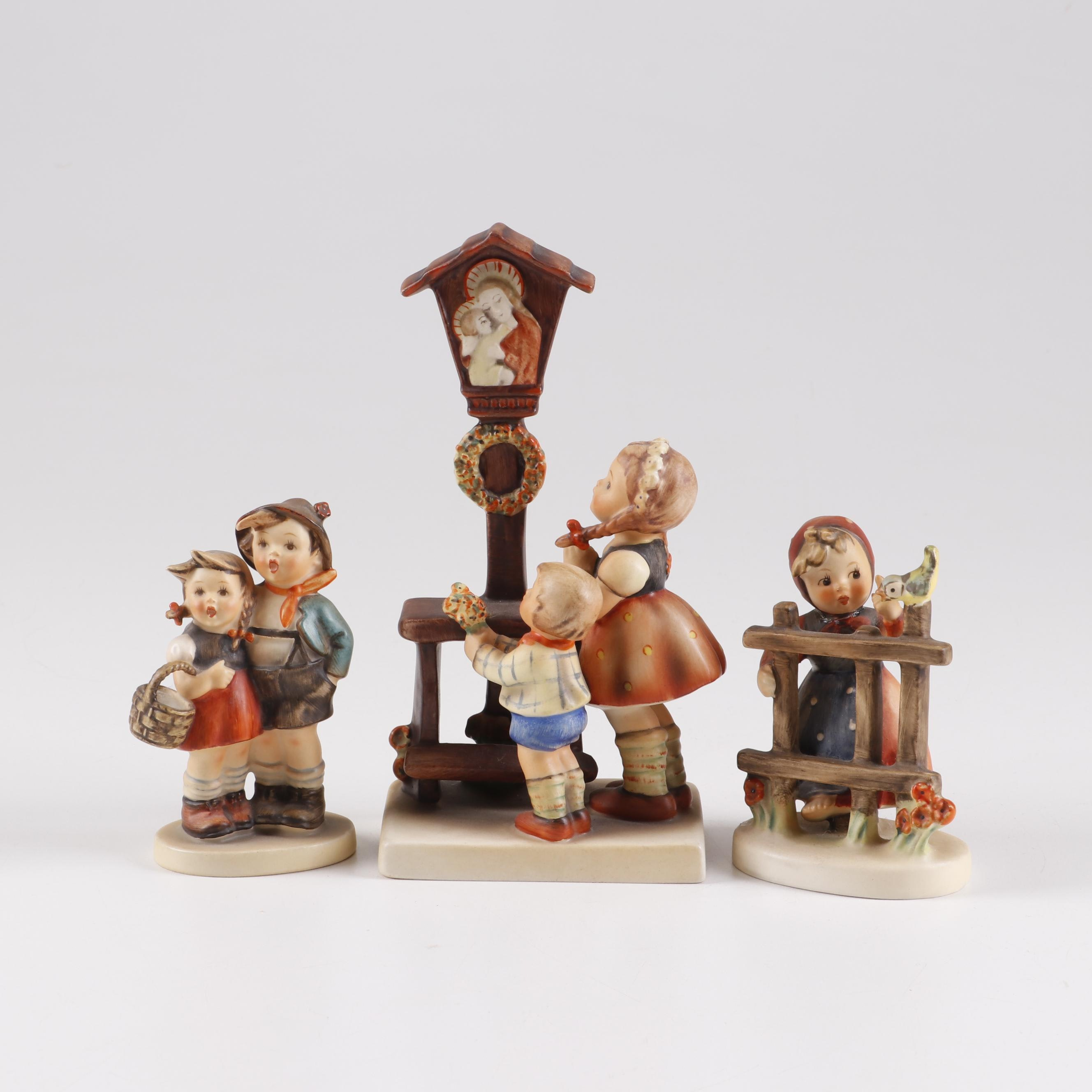 Goebel Hummel Porcelain Figurines