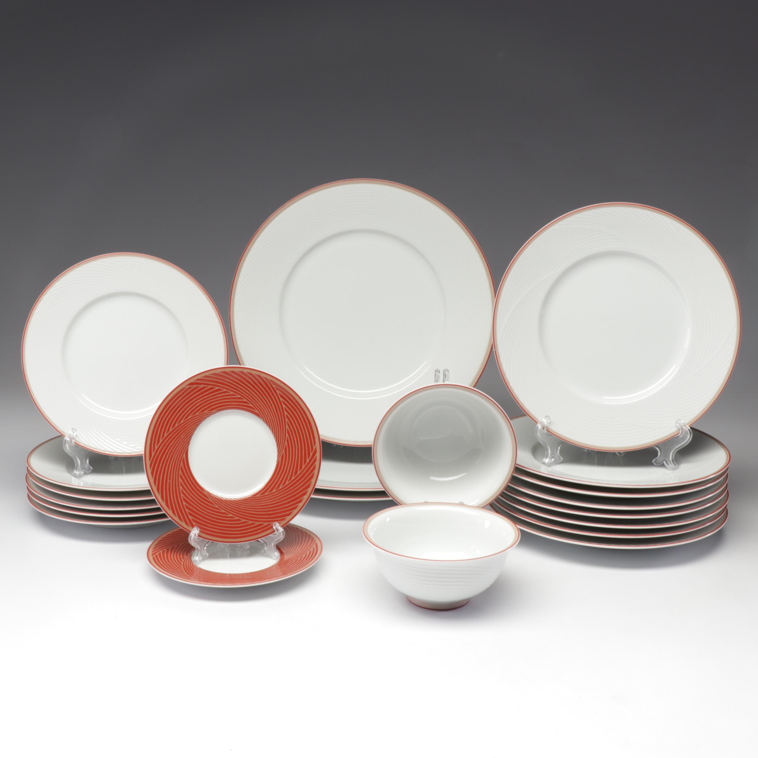 "Dansk ""Tapestries"" by Jack Lenor Larsen Dinnerware"