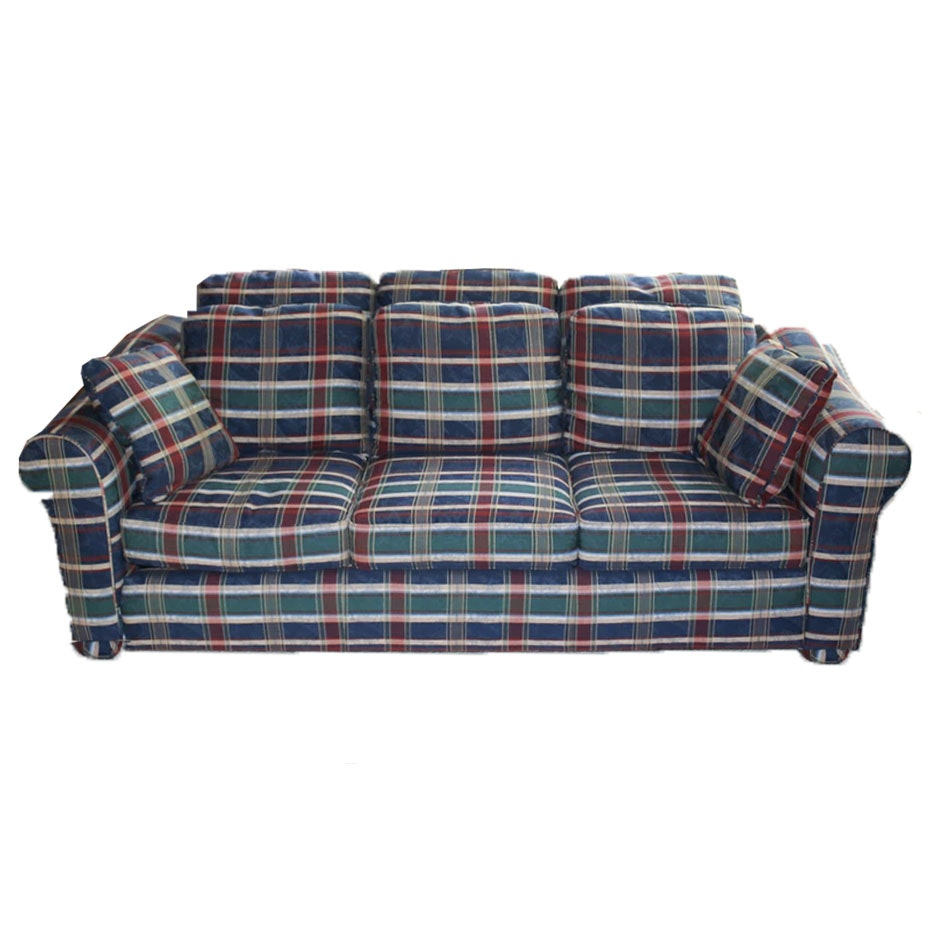 Alan White Company Upholstered Sofa