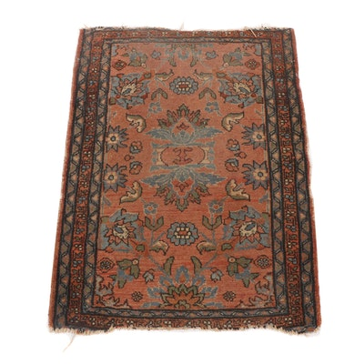 e6ee60e944583 Hand-Knotted Persian Mehriban Wool Rug