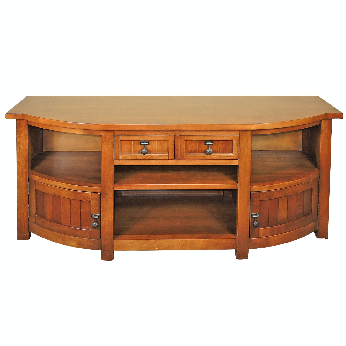 Contemporary Andes International Inc. Wooden Credenza