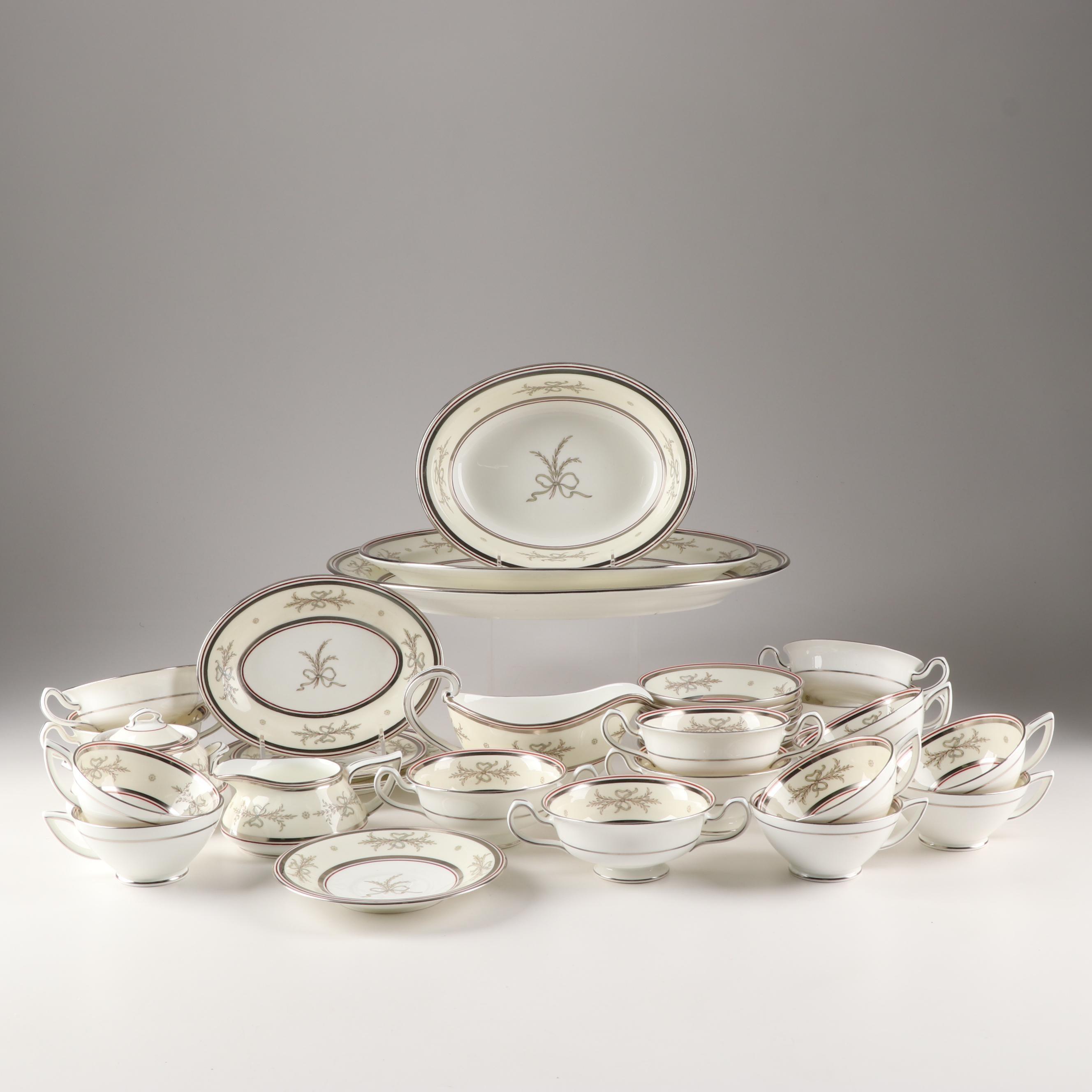"Minton ""S108"" Porcelain Dinnerware"