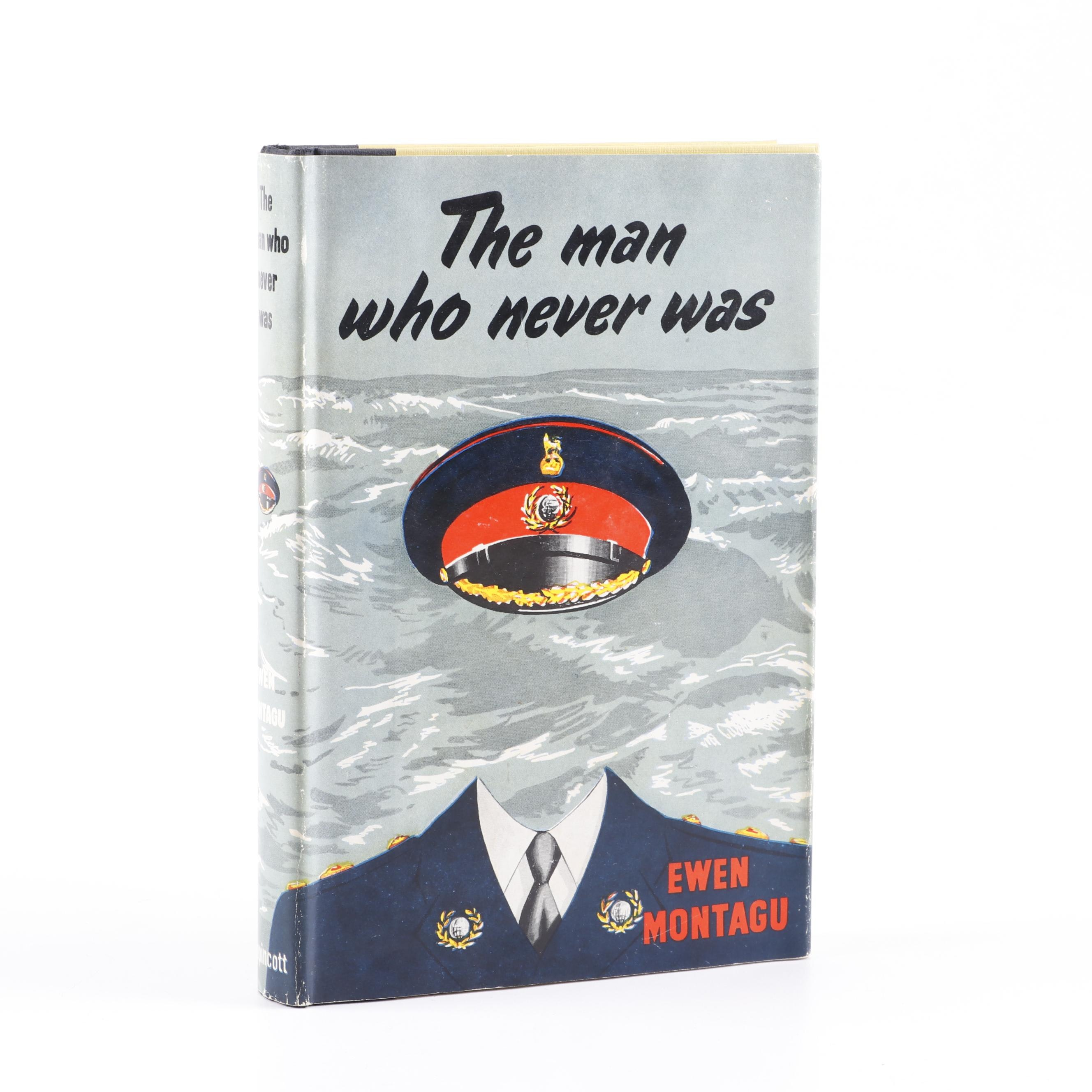 "1954 ""The Man Who Never Was"" by Ewen Montagu"