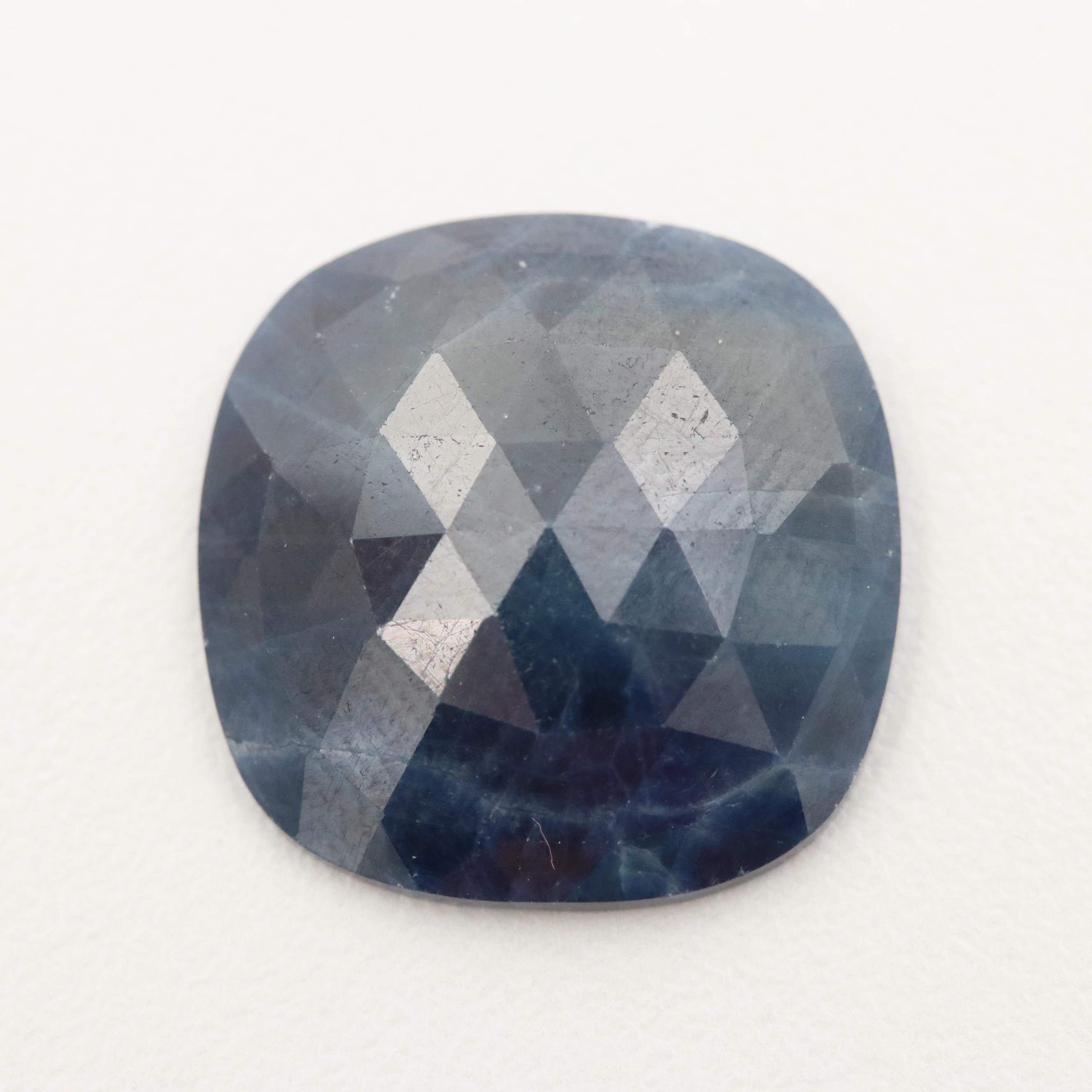 Loose 15.83 CT Sapphire Stone