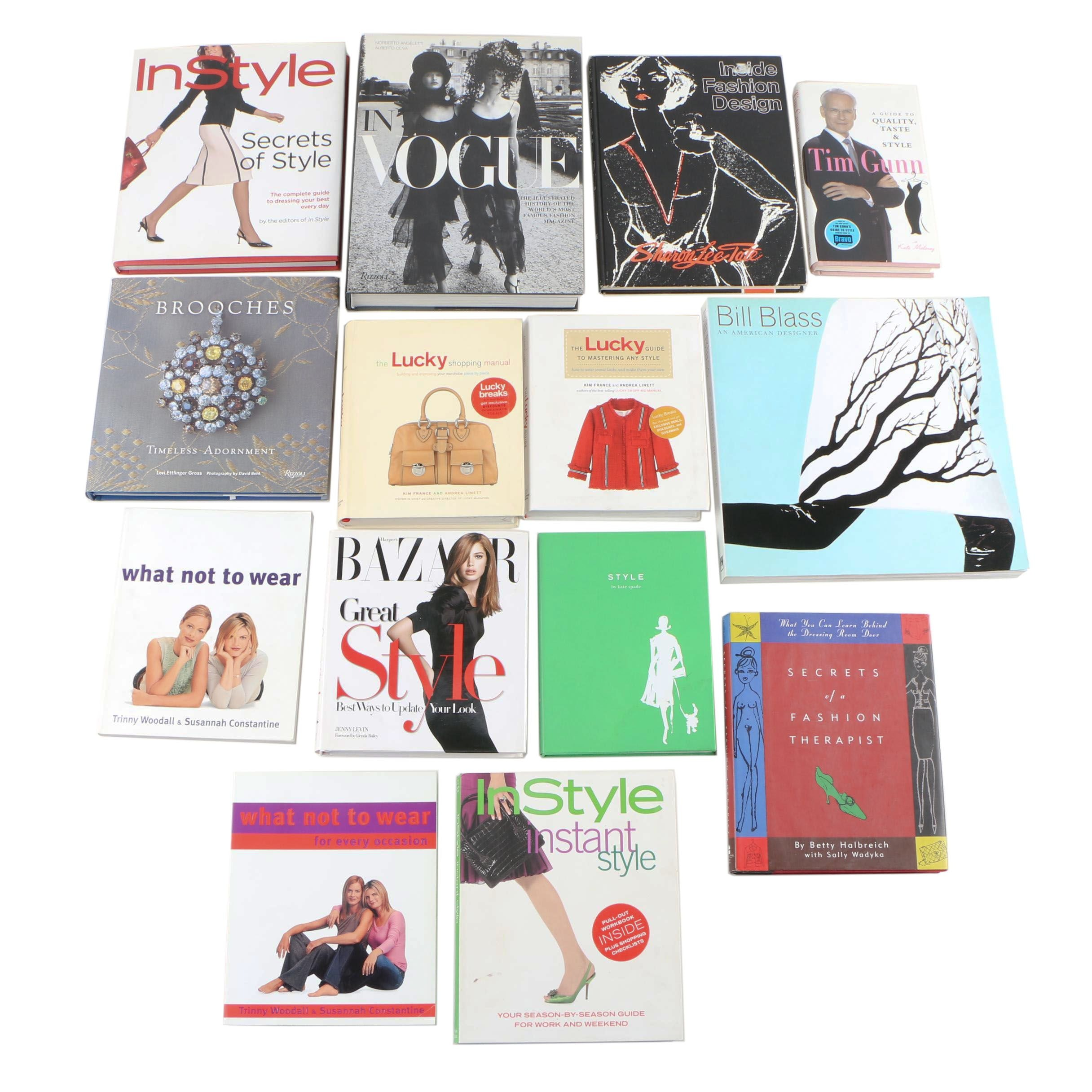 "Fashion and Design Books featuring ""What Not to Wear"""
