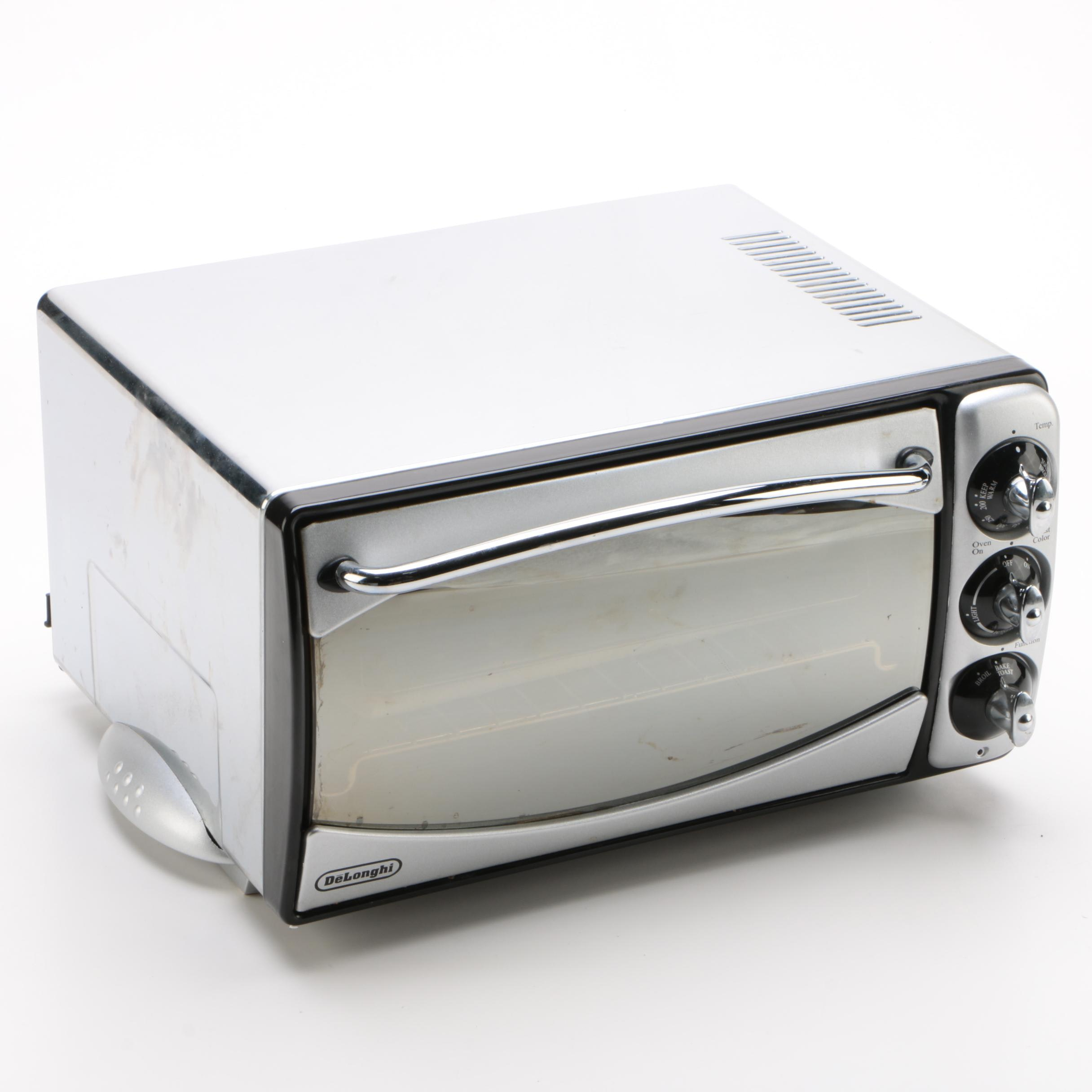 DeLonghi XR640 Convection Toaster Oven with Broiler