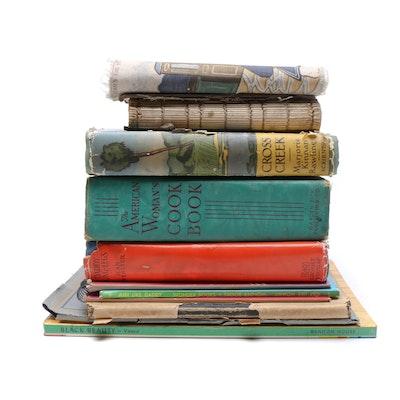 """Cross Creek"" by Marjorie Kinnan Rawlings and Other Vintage Books"