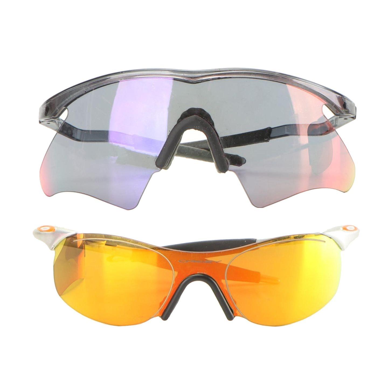 Oakley M2 and Zero Frame Sunglasses