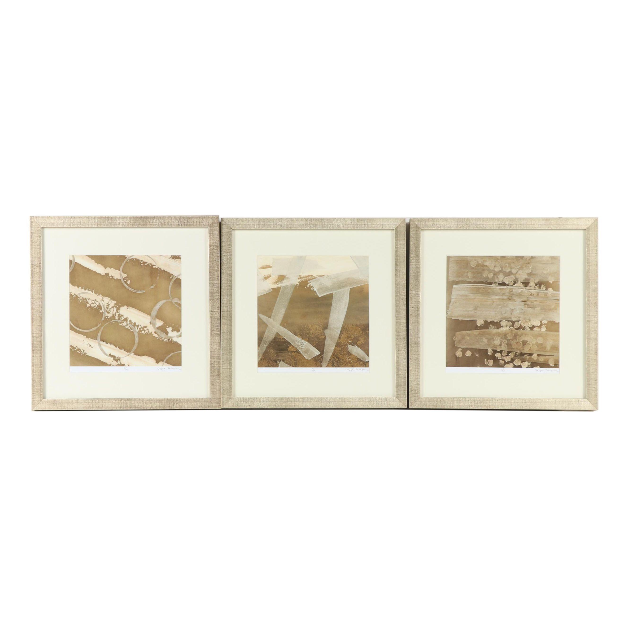 Megan Meegher Abstract Digital Prints