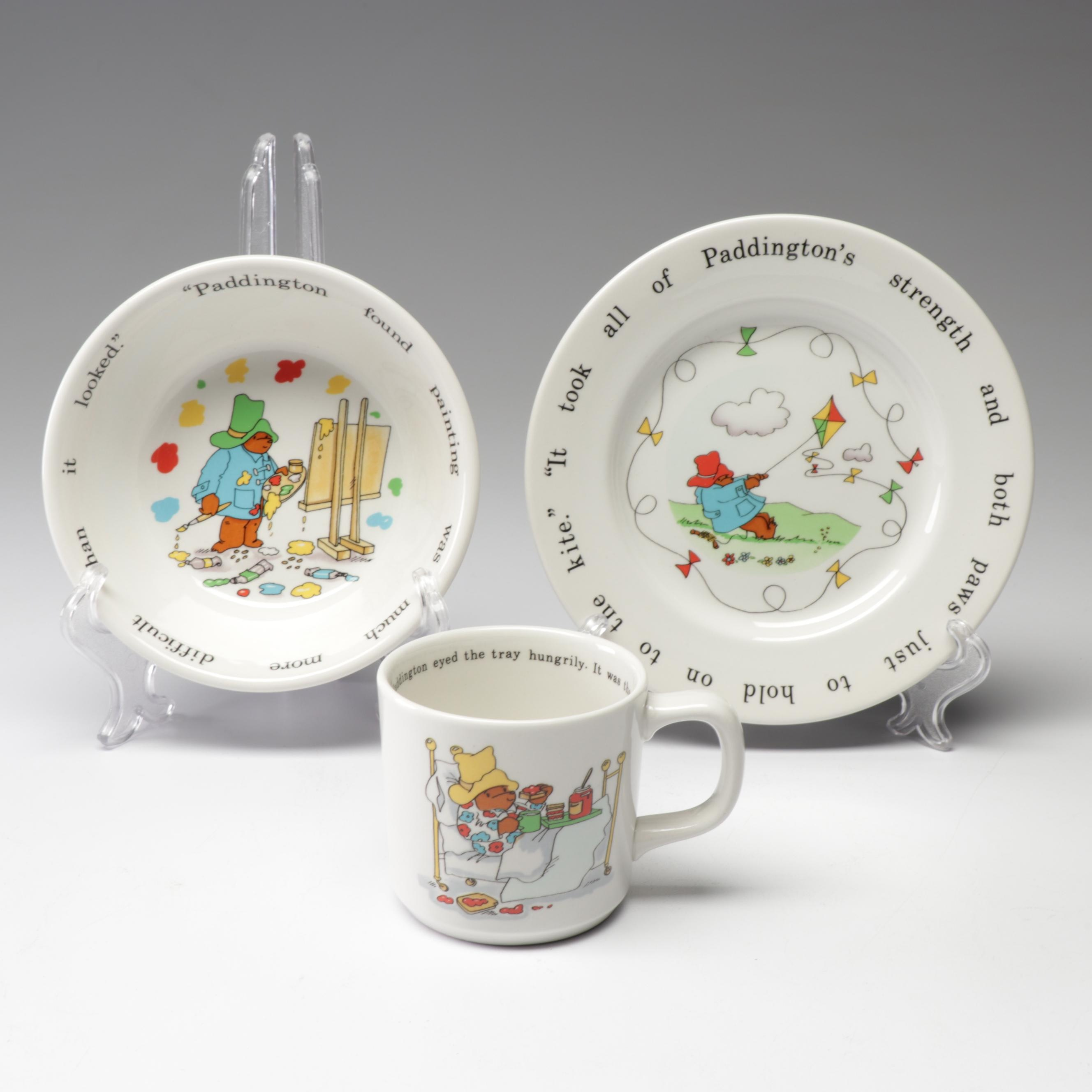 Coalport Paddington Ceramic Children's Tableware