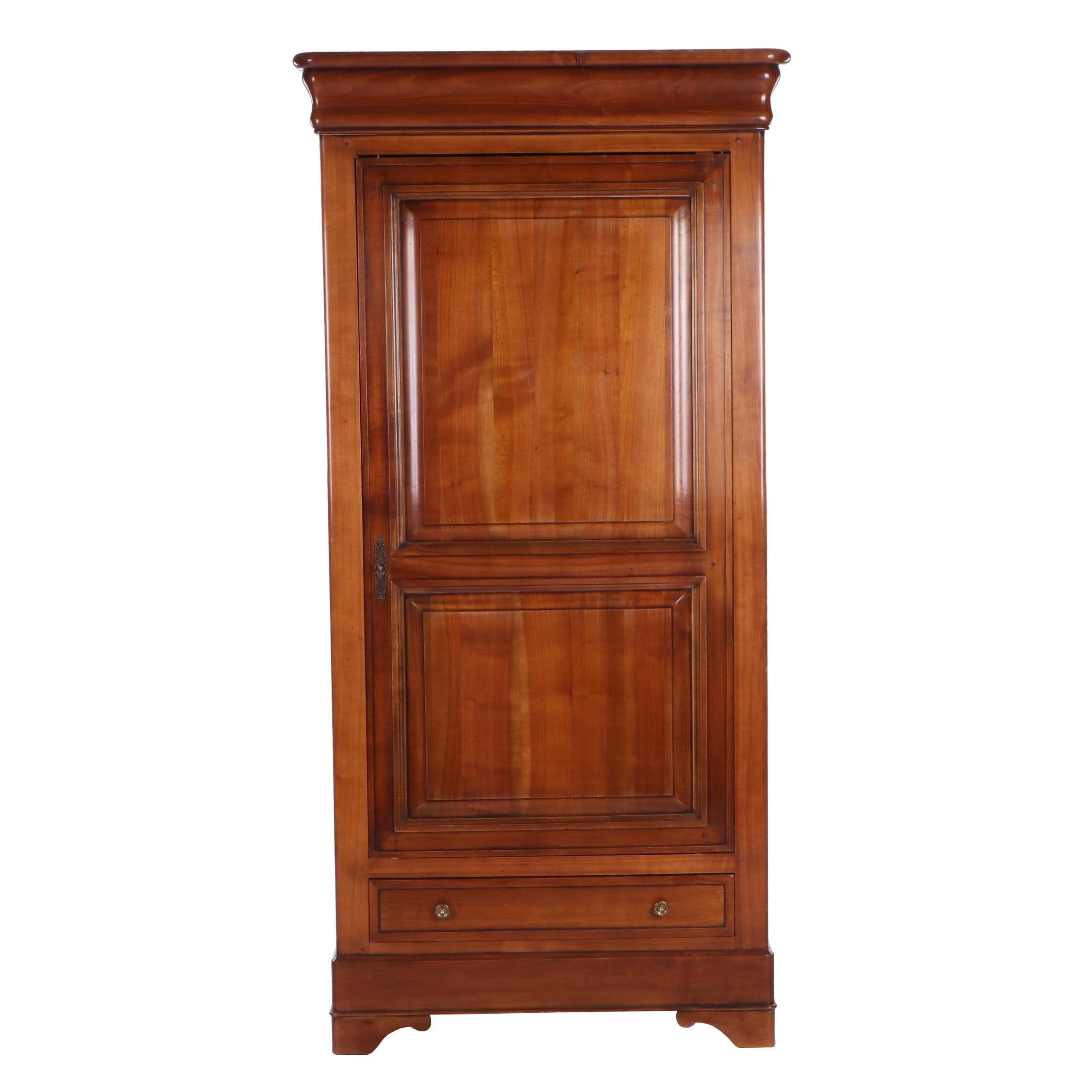 Cherry Stained Maple Cabinet, Contemporary