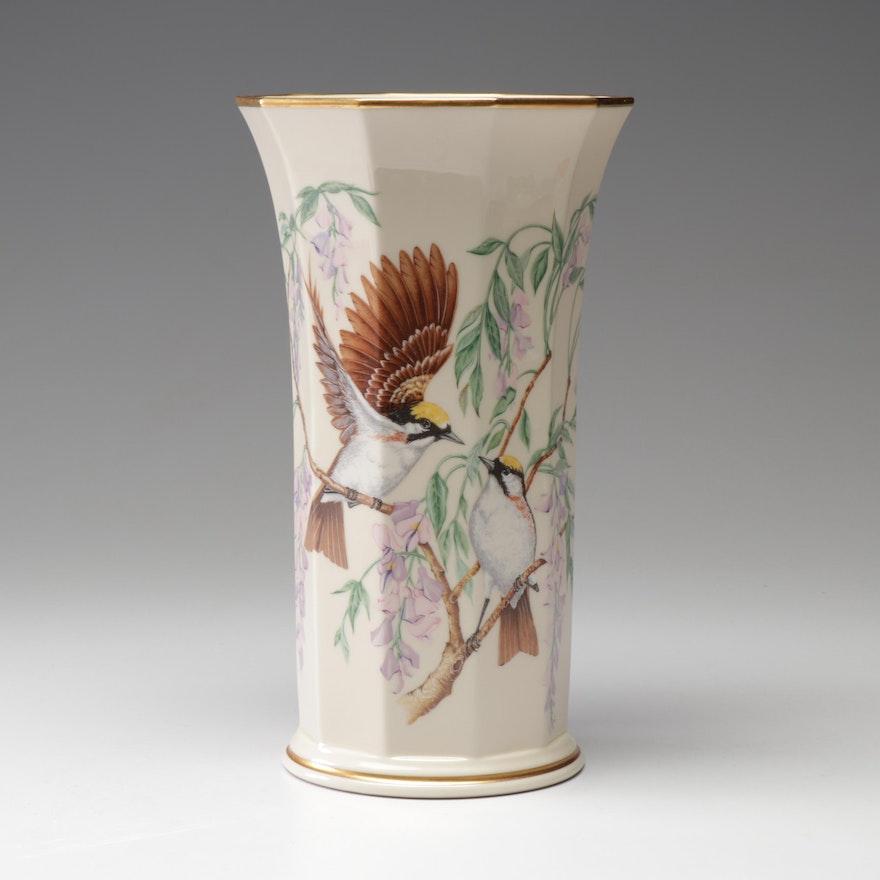 "Lenox ""Jefferson Vase"" from the Presidential Garden Vase Collection"