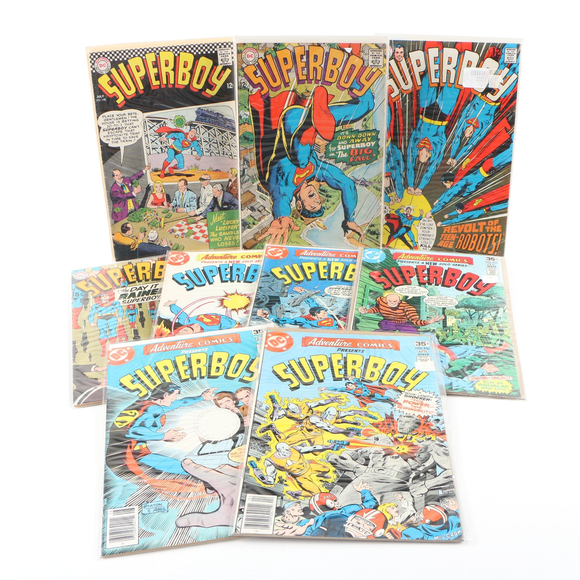 Superboy by DC Comics, 1960s - 1970s