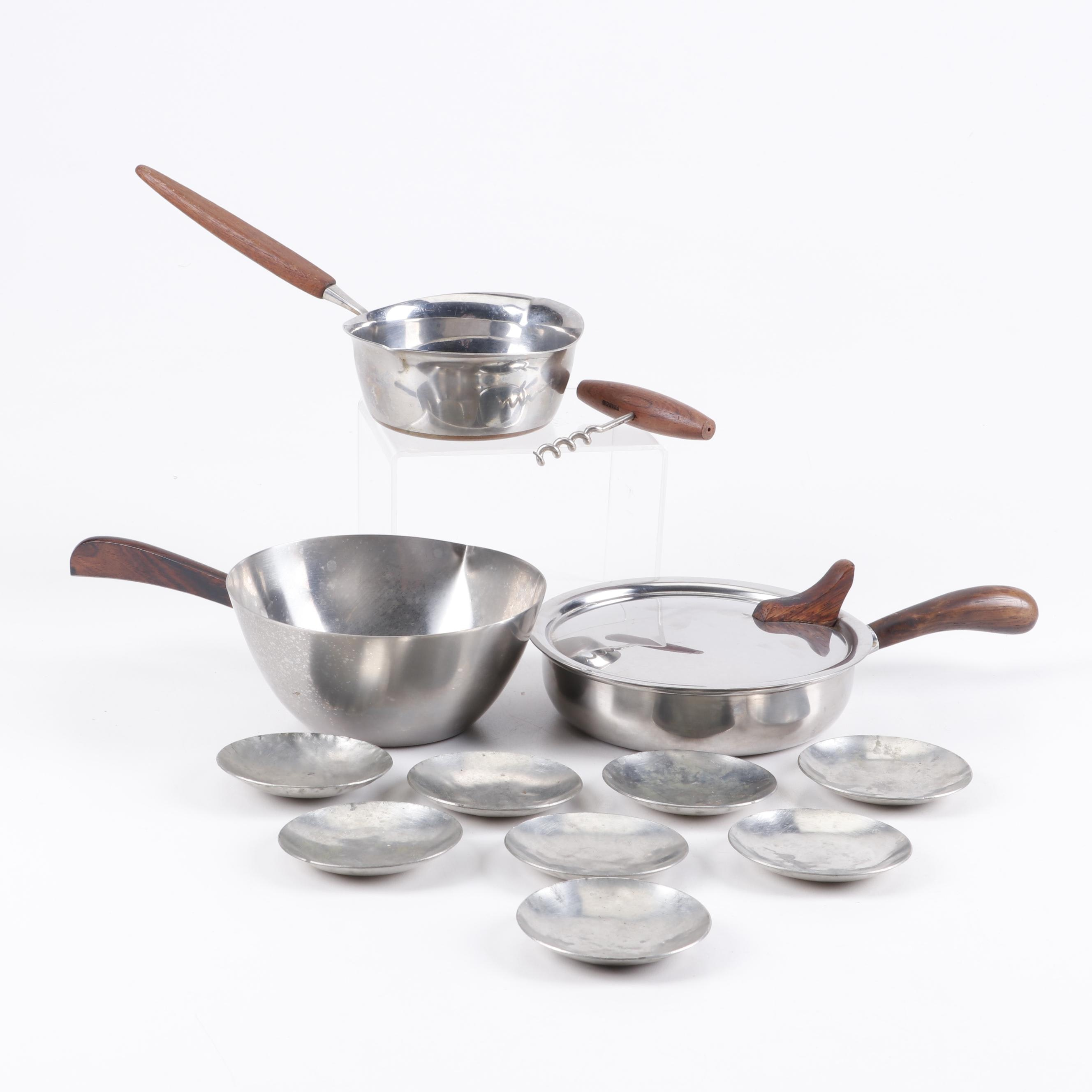 Scandinavian Modern Kitchenware, Mid 20th Century