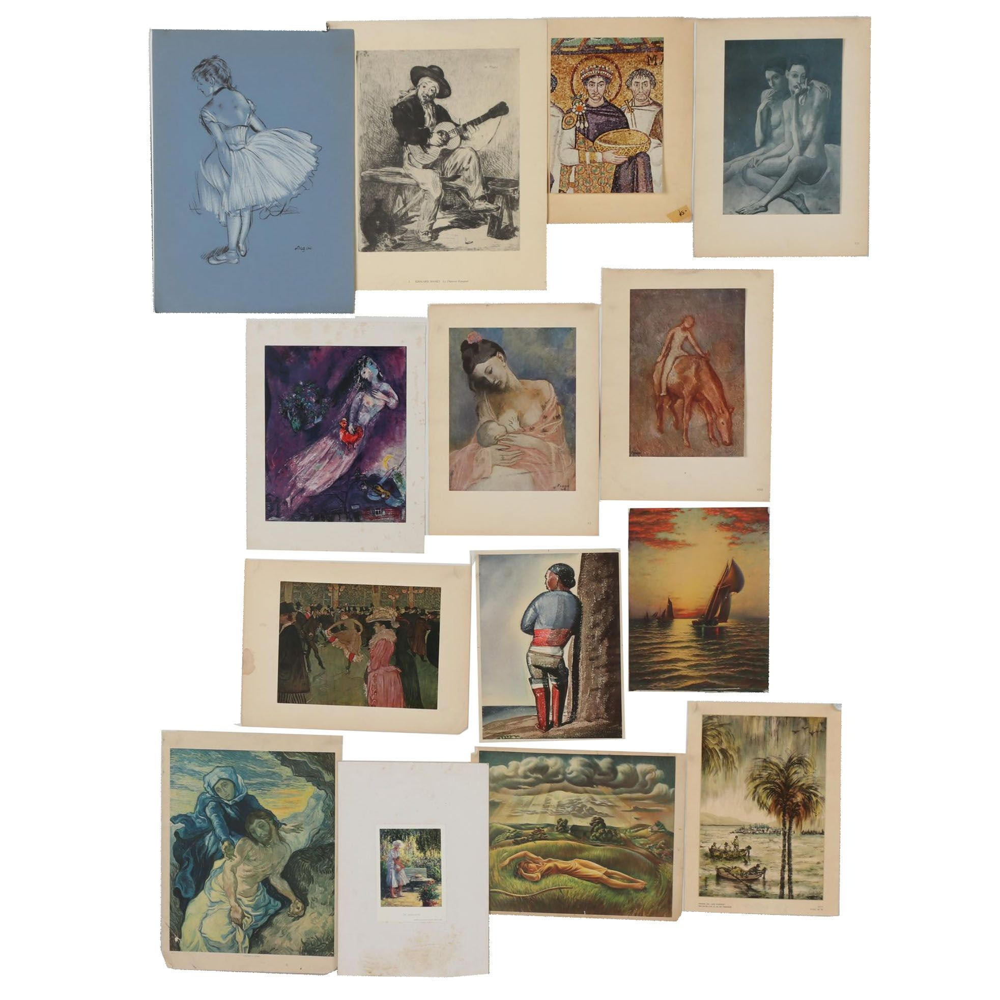 Late 20th Century Serigraph and Photomechanical Prints
