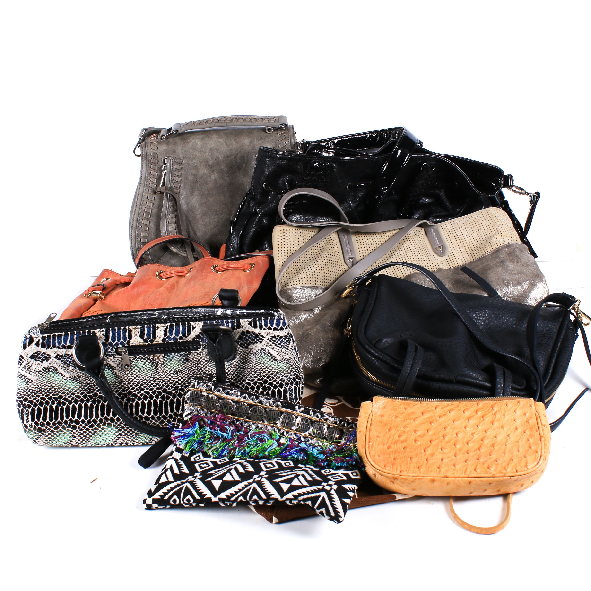 Urban Expressions, Just Fab and Other Handbags