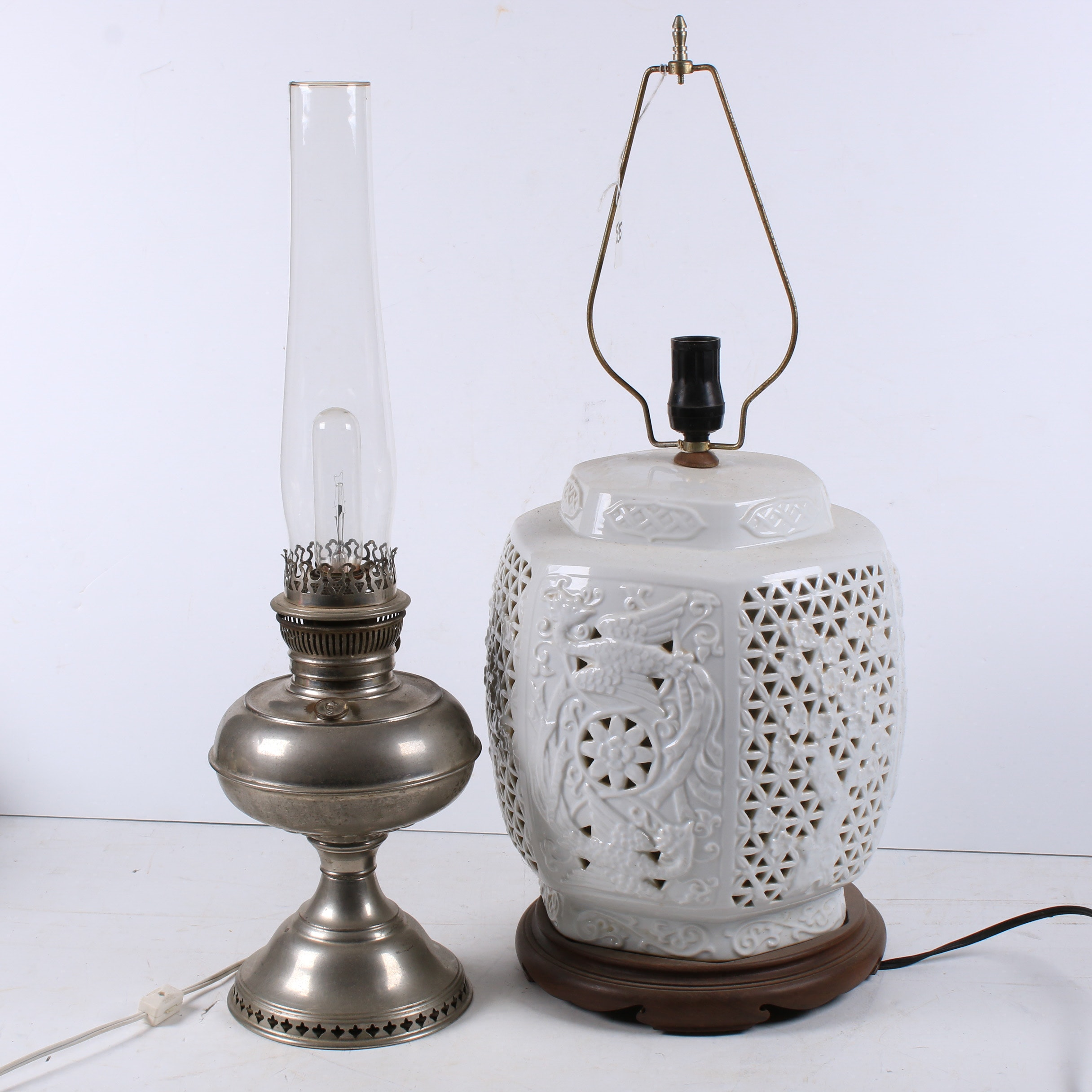 Table Lamps Including Rayo
