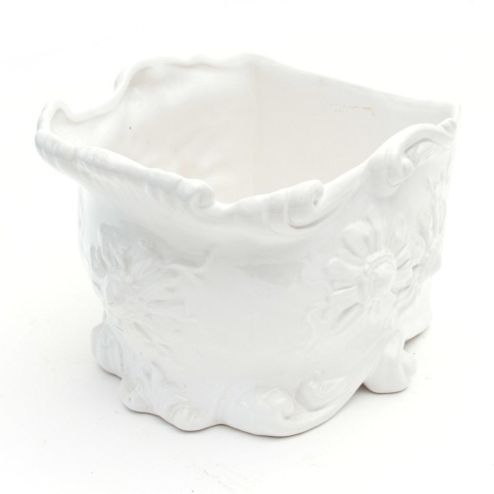 Portuguese Ceramic Planter